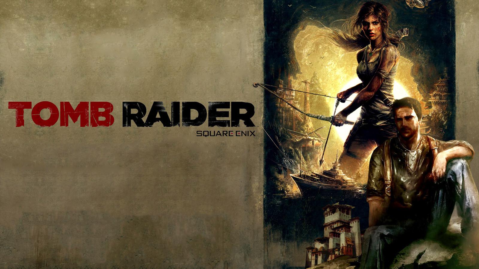 Tomb Raider Wallpaper in 1600x900