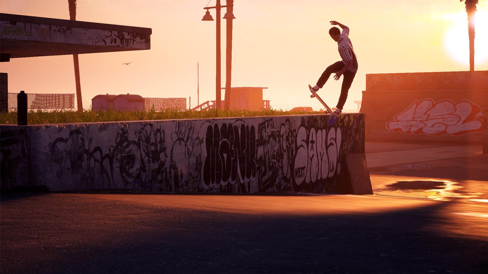 Free Tony Hawk's Pro Skater 1 + 2 Wallpaper in 1600x900
