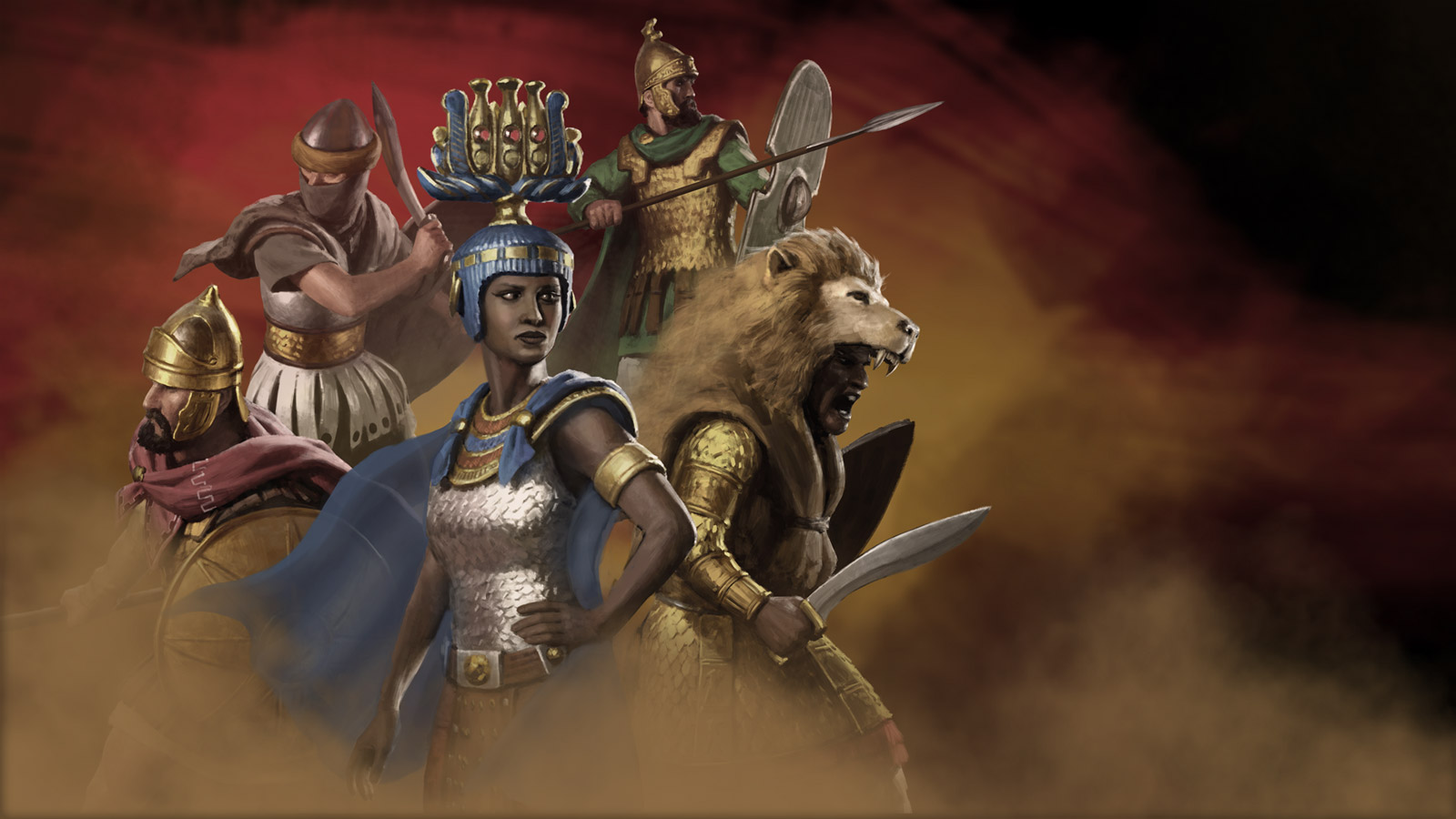 Free Total War: Rome II Wallpaper in 1600x900