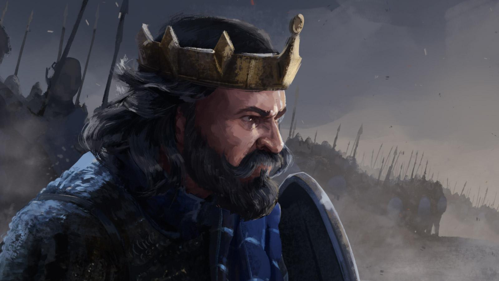 Free Total War Saga: Thrones of Britannia Wallpaper in 1600x900