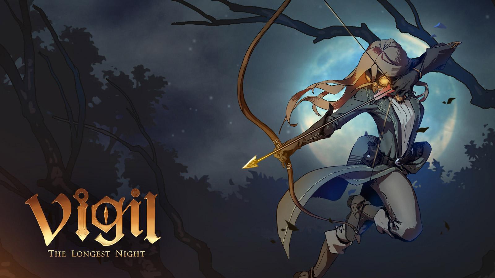 Free Vigil: The Longest Night Wallpaper in 1600x900