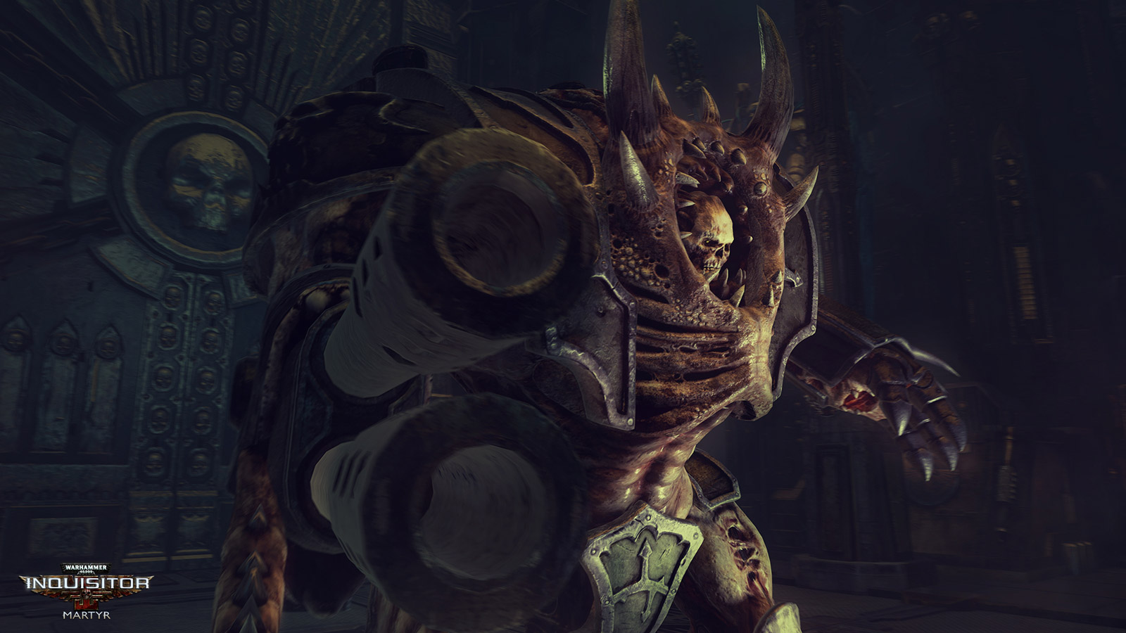 Free Warhammer 40,000: Inquisitor - Martyr Wallpaper in 1600x900