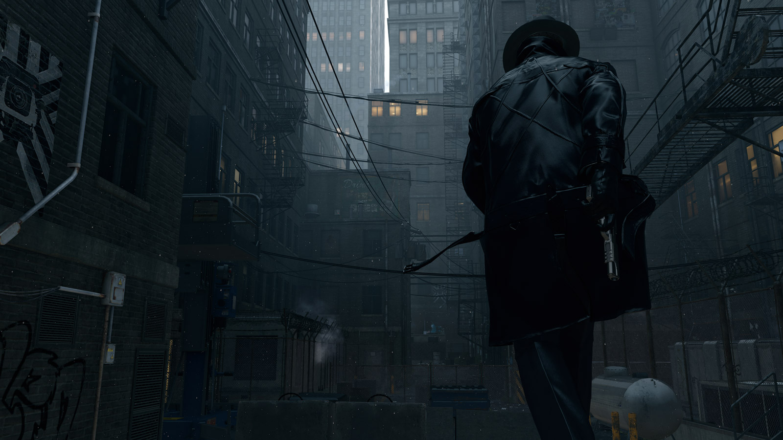 Free Watch Dogs Wallpaper in 1600x900