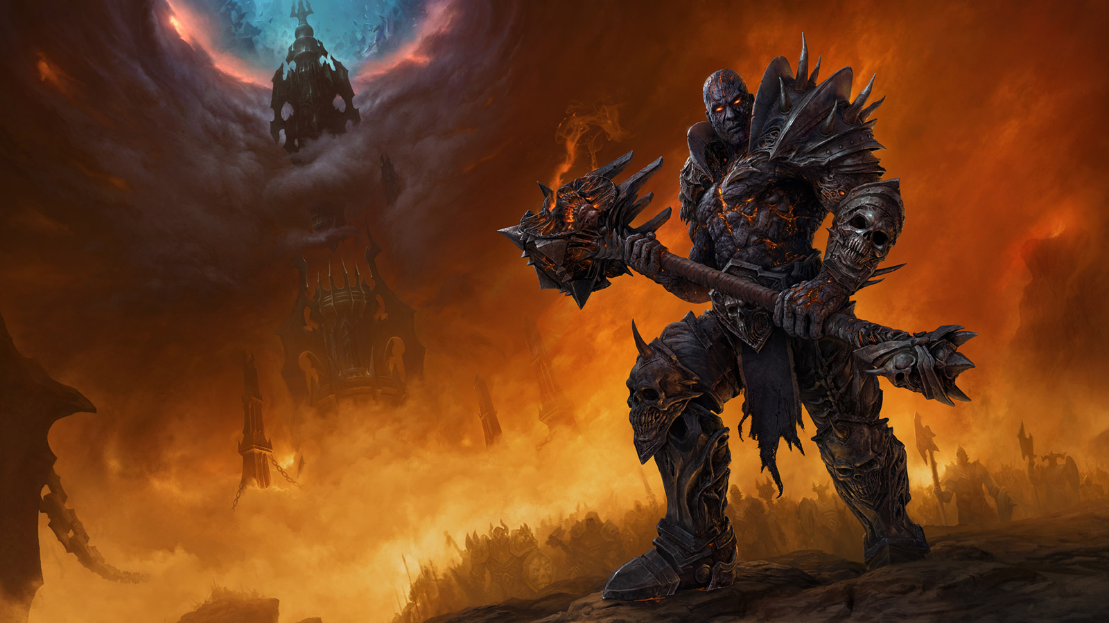 Free World of Warcraft Wallpaper in 1600x900
