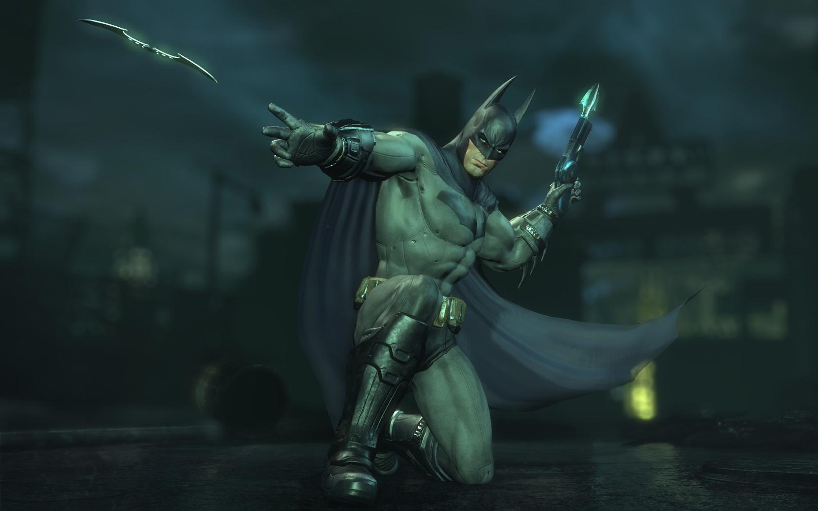 Free Batman: Arkham City Wallpaper in 1680x1050