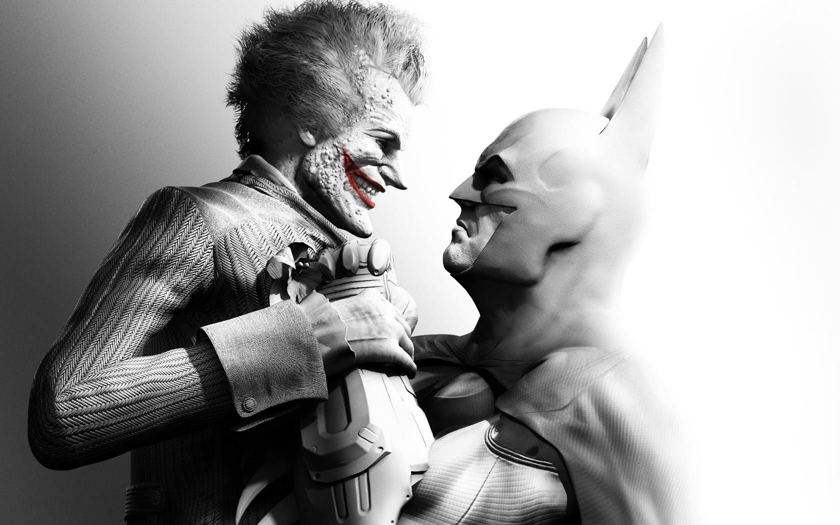Free Batman: Arkham City Wallpaper in 1680x1050