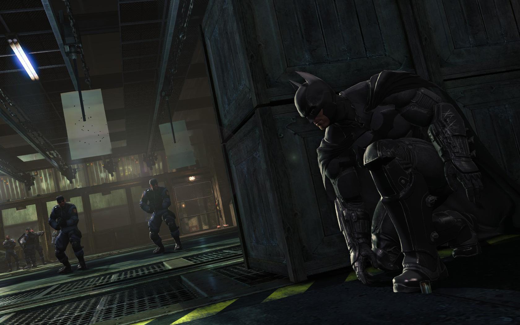 Free Batman: Arkham Origins Wallpaper in 1680x1050