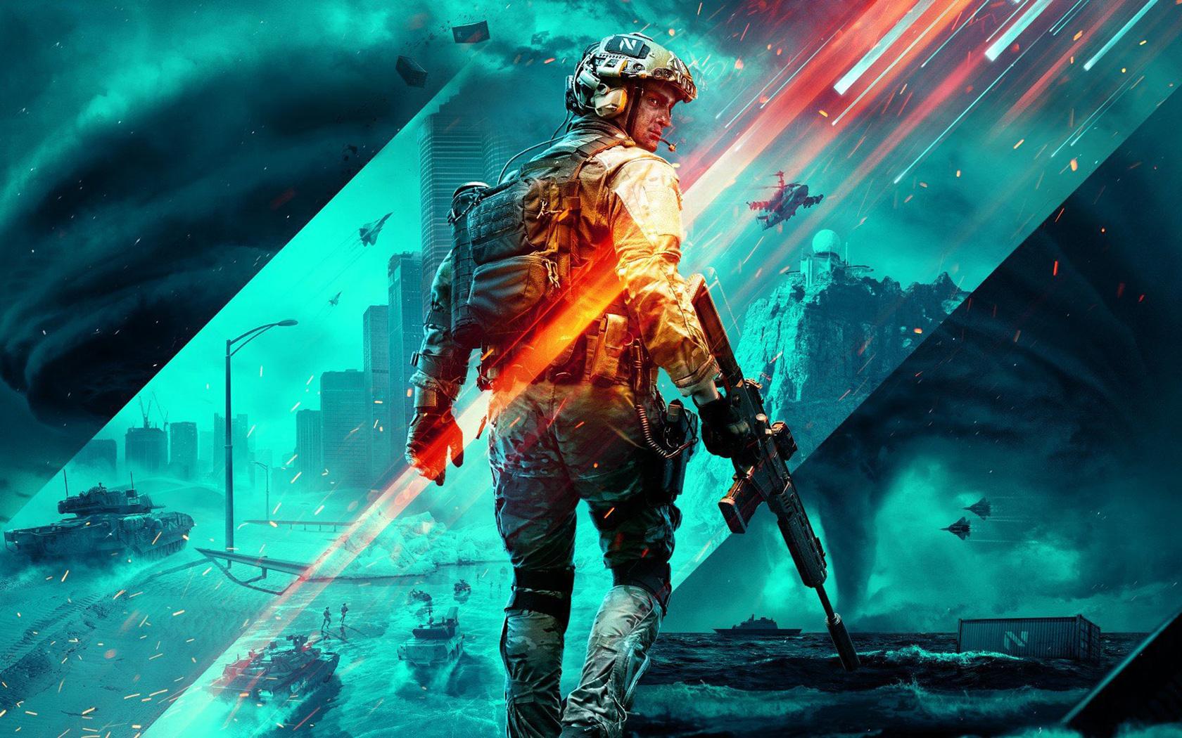 Free Battlefield 2042 Wallpaper in 1680x1050