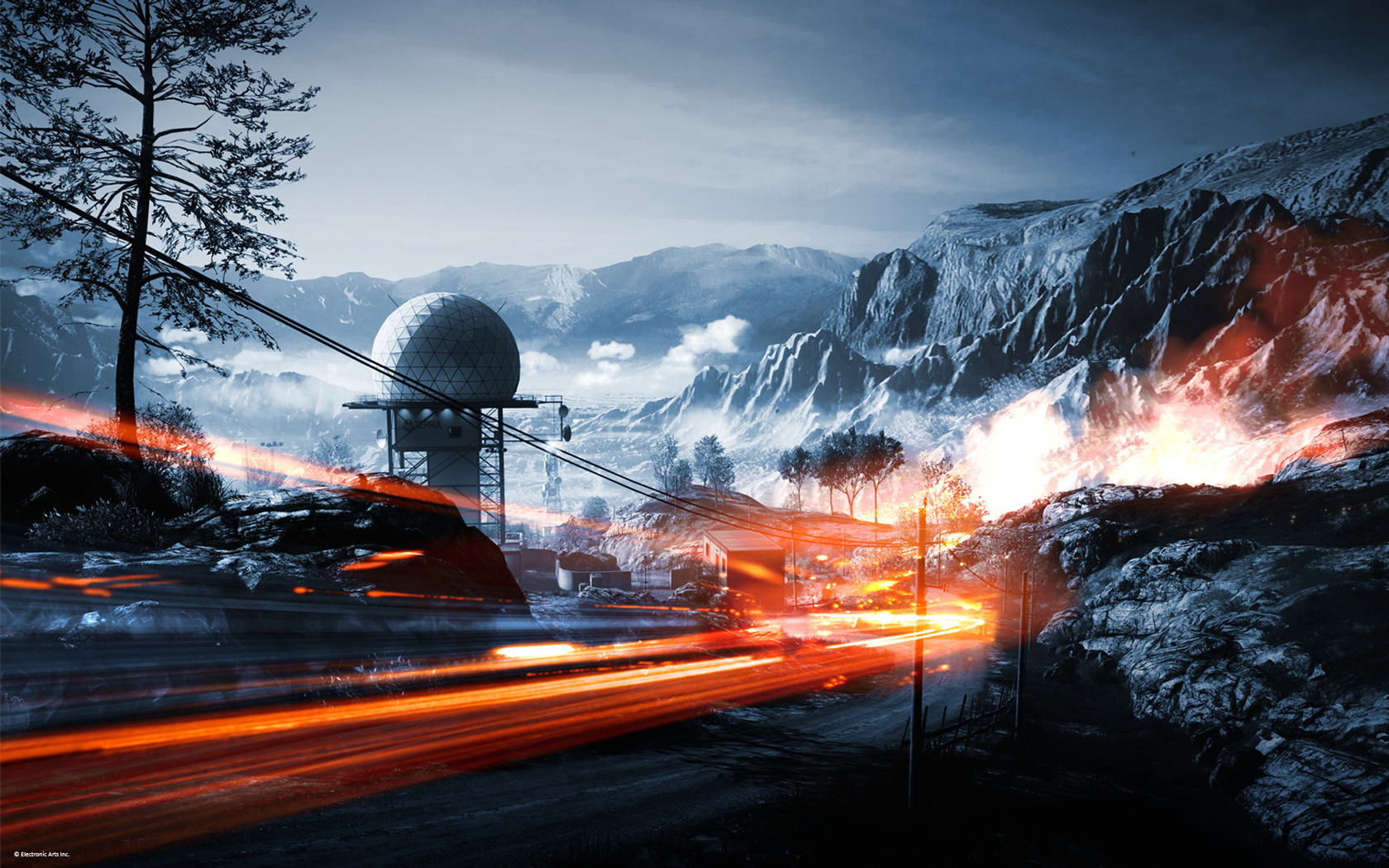 Free Battlefield 3 Wallpaper in 1680x1050