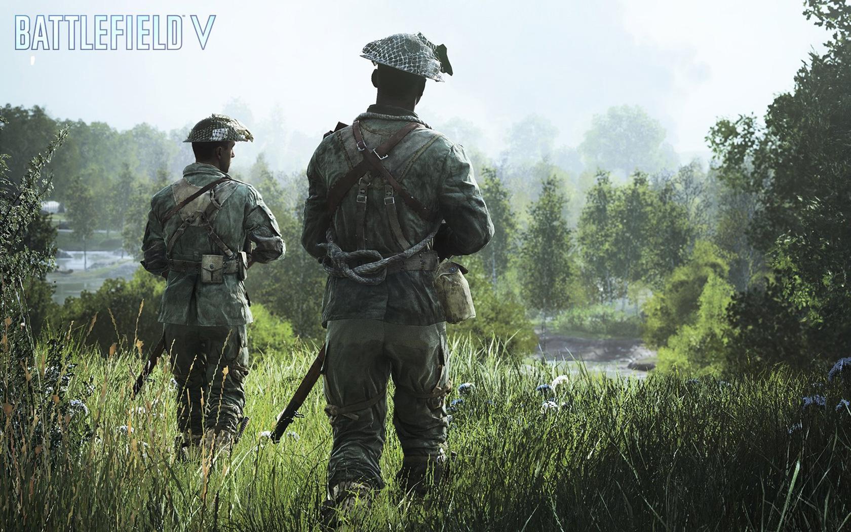 Free Battlefield V Wallpaper in 1680x1050