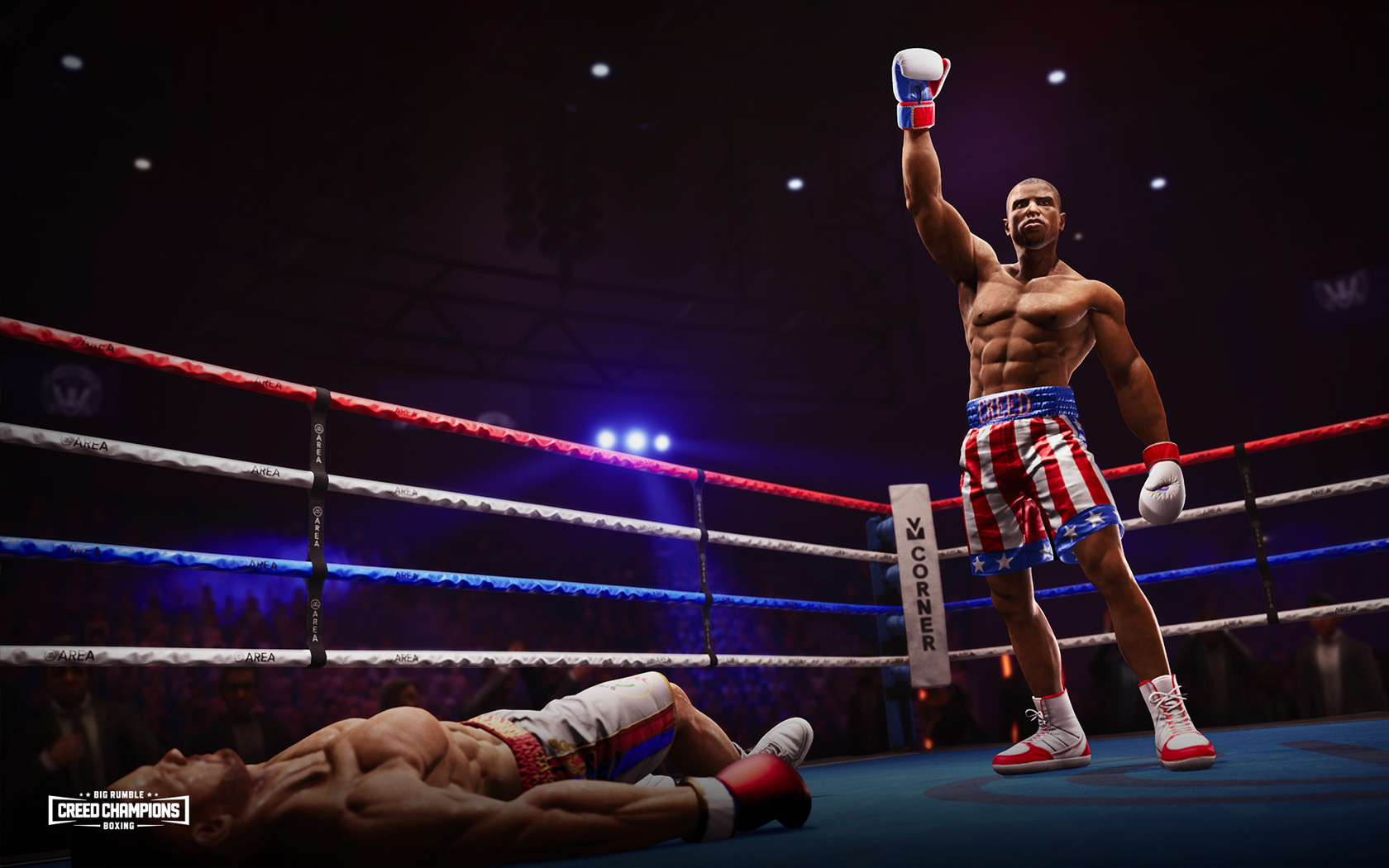 Free Big Rumble Boxing: Creed Champions Wallpaper in 1680x1050