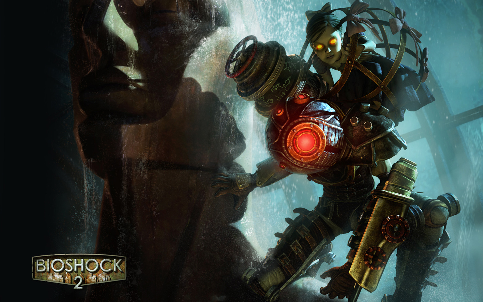 Free Bioshock 2 Wallpaper in 1680x1050