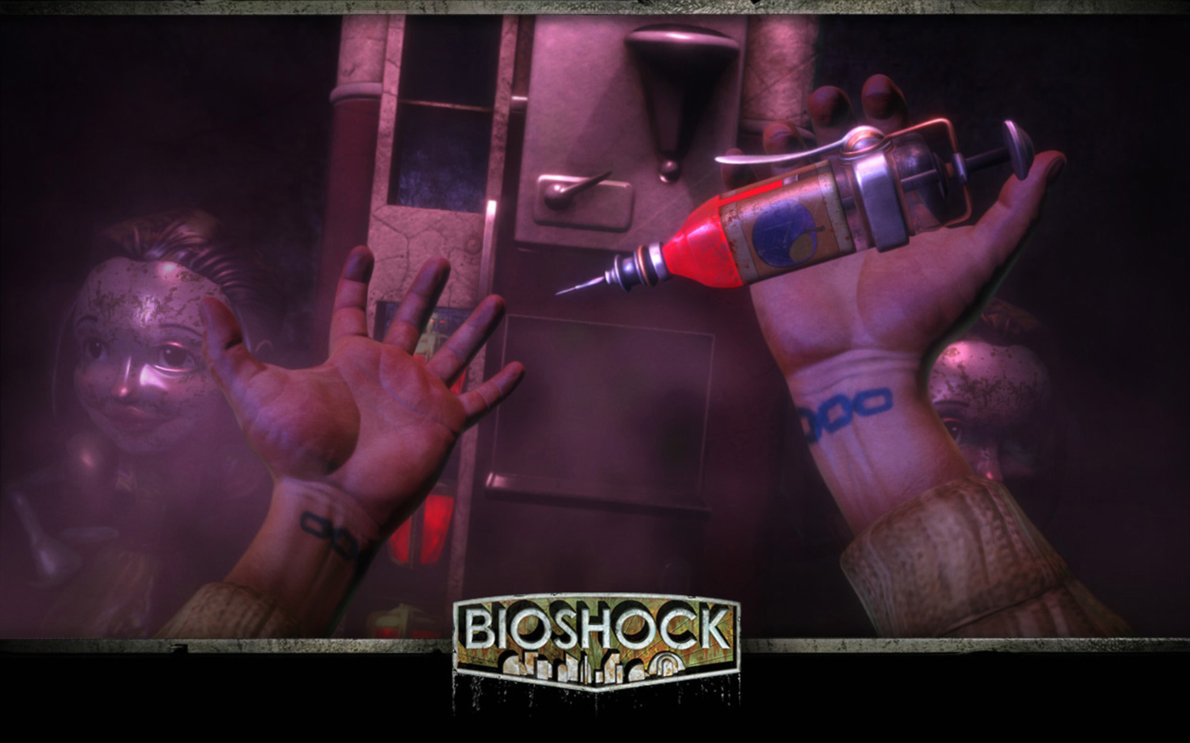 Free Bioshock Wallpaper in 1680x1050