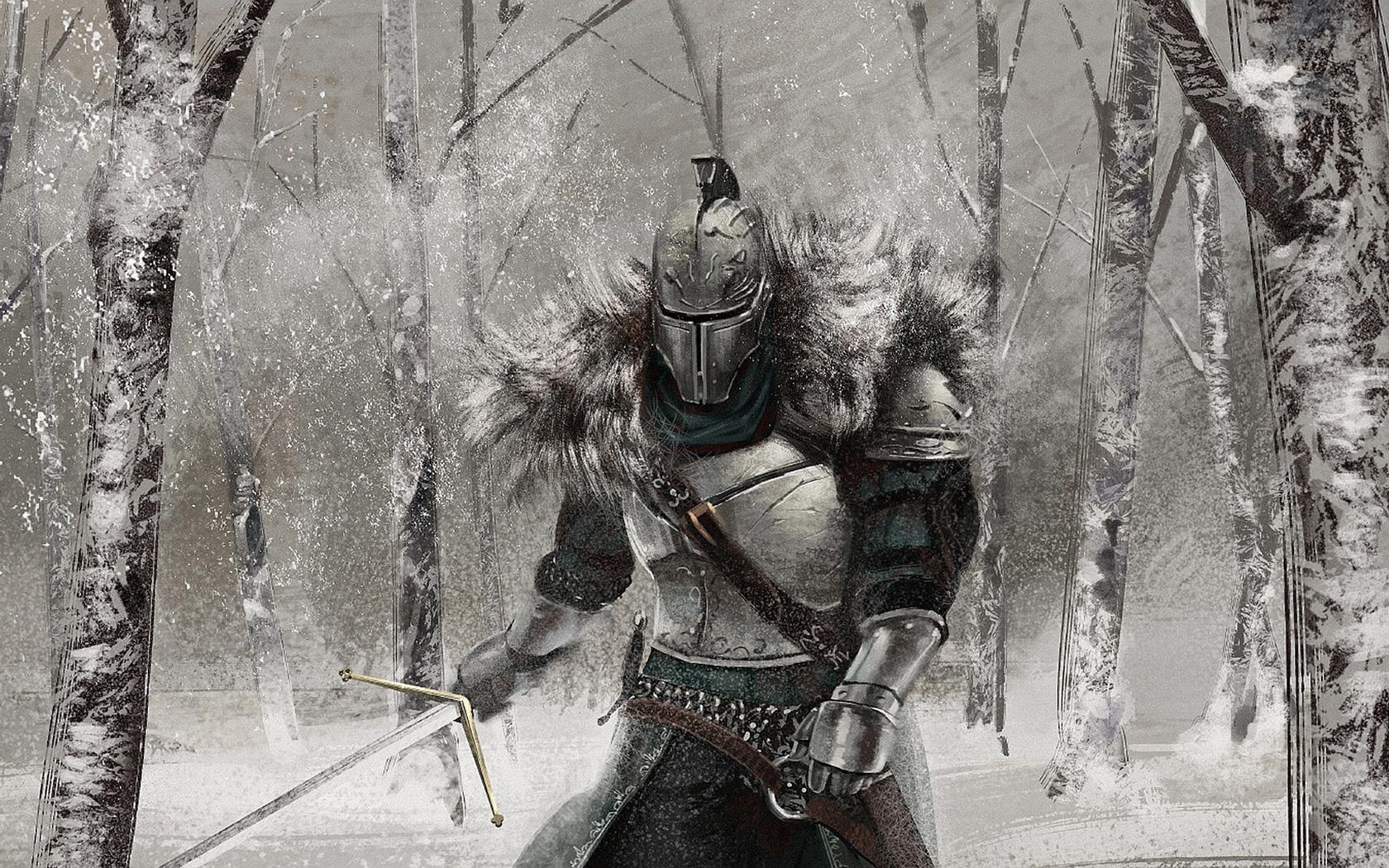 Dark Souls II Wallpaper in 1680x1050