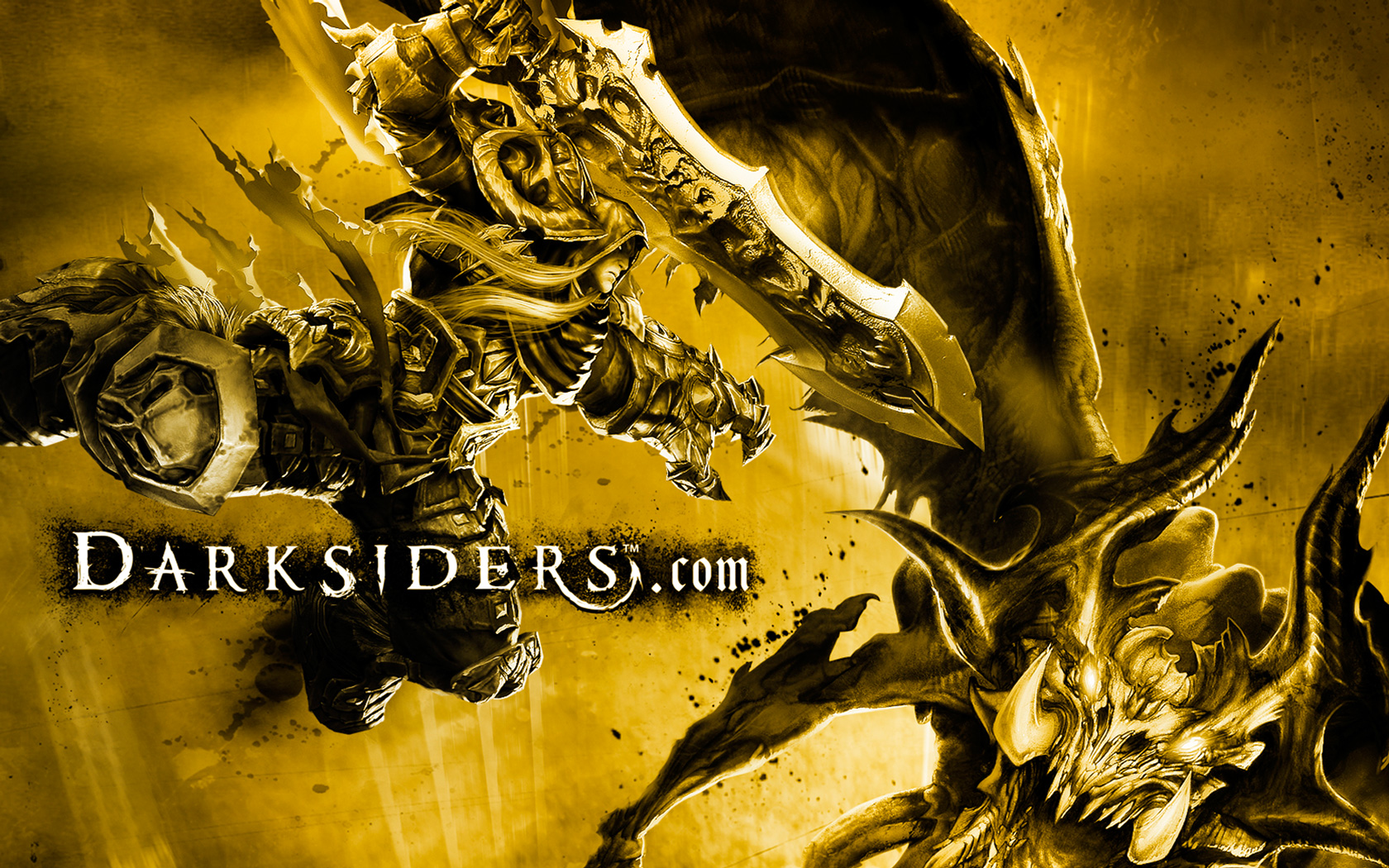 Darksiders Wallpaper in 1680x1050
