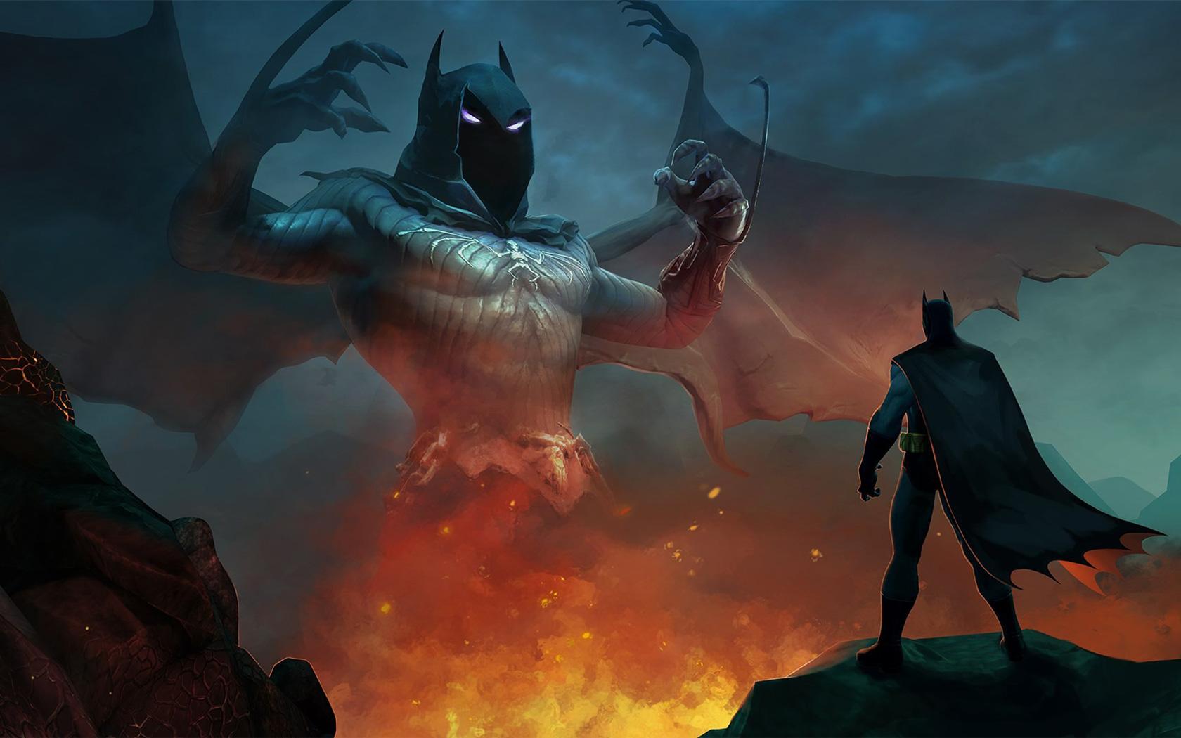 DC Universe Online Wallpaper in 1680x1050
