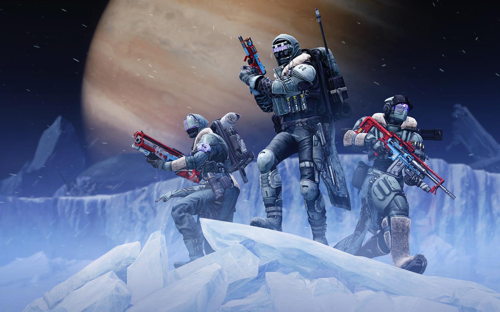 Free Destiny 2 Wallpaper in 1680x1050
