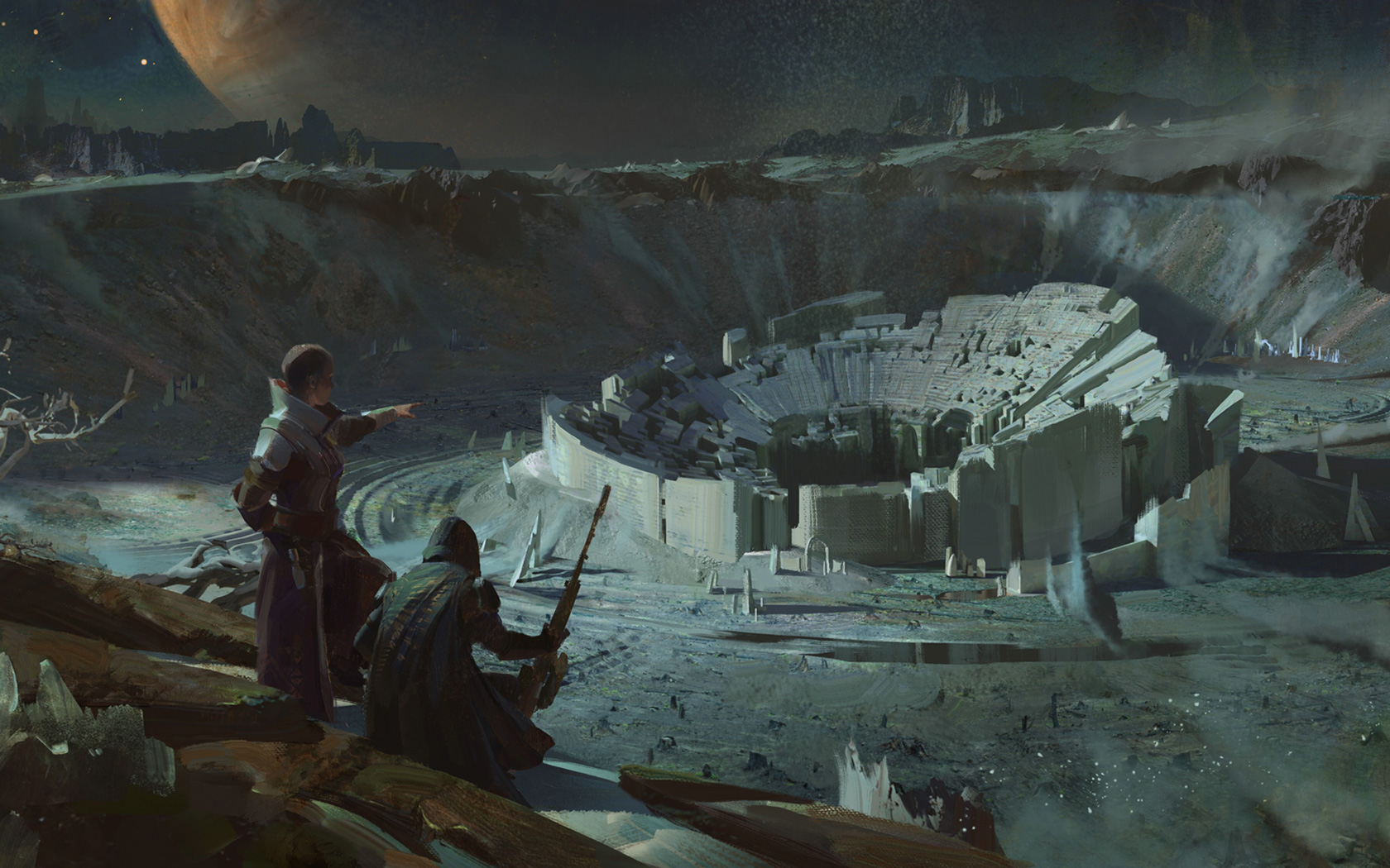 Destiny 2 Wallpaper in 1680x1050