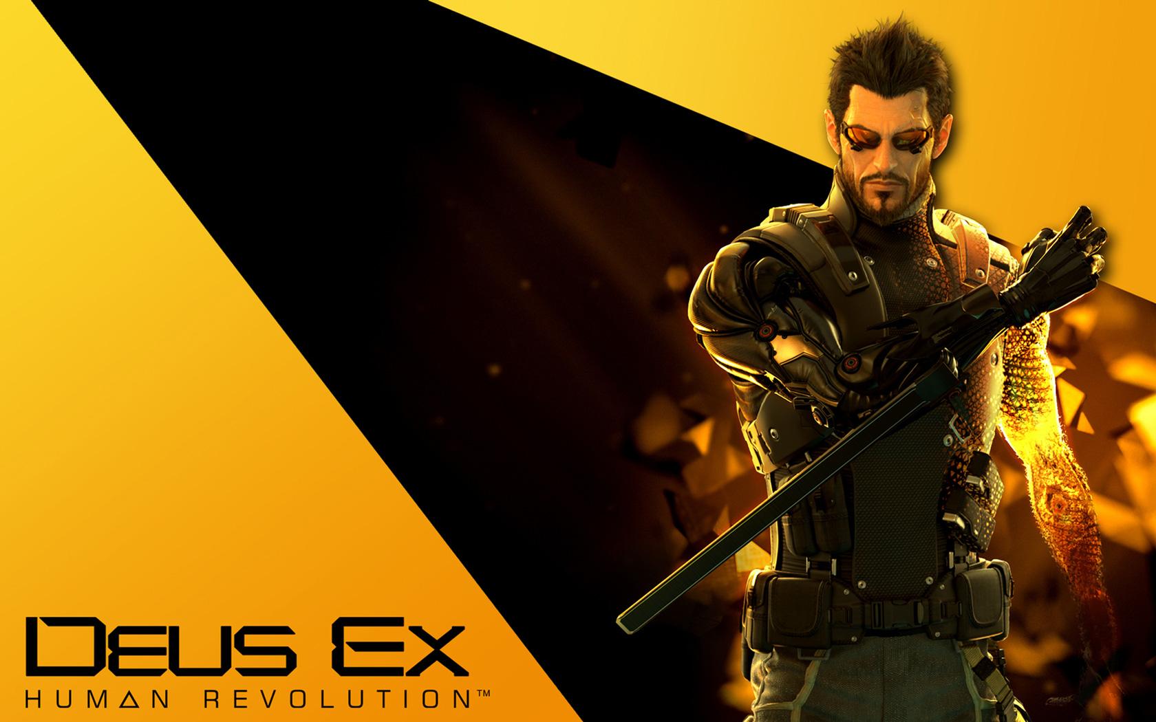 Deus Ex: Human Revolution Wallpaper in 1680x1050