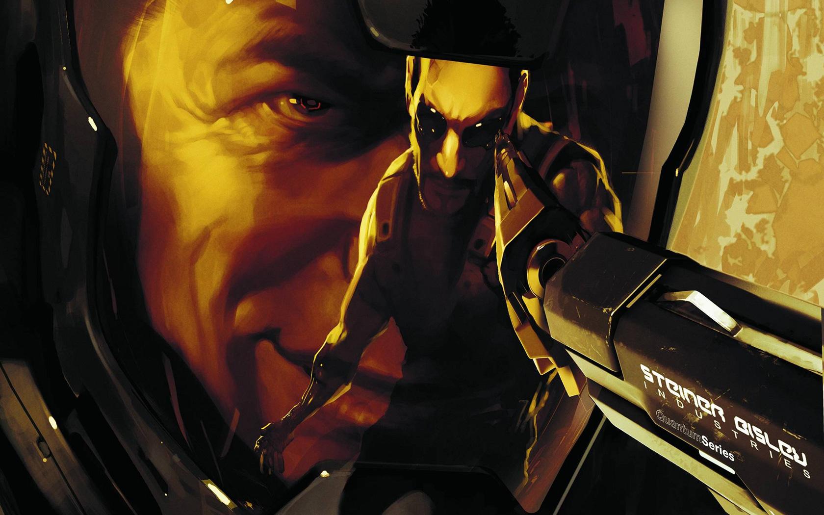 Free Deus Ex: Human Revolution Wallpaper in 1680x1050