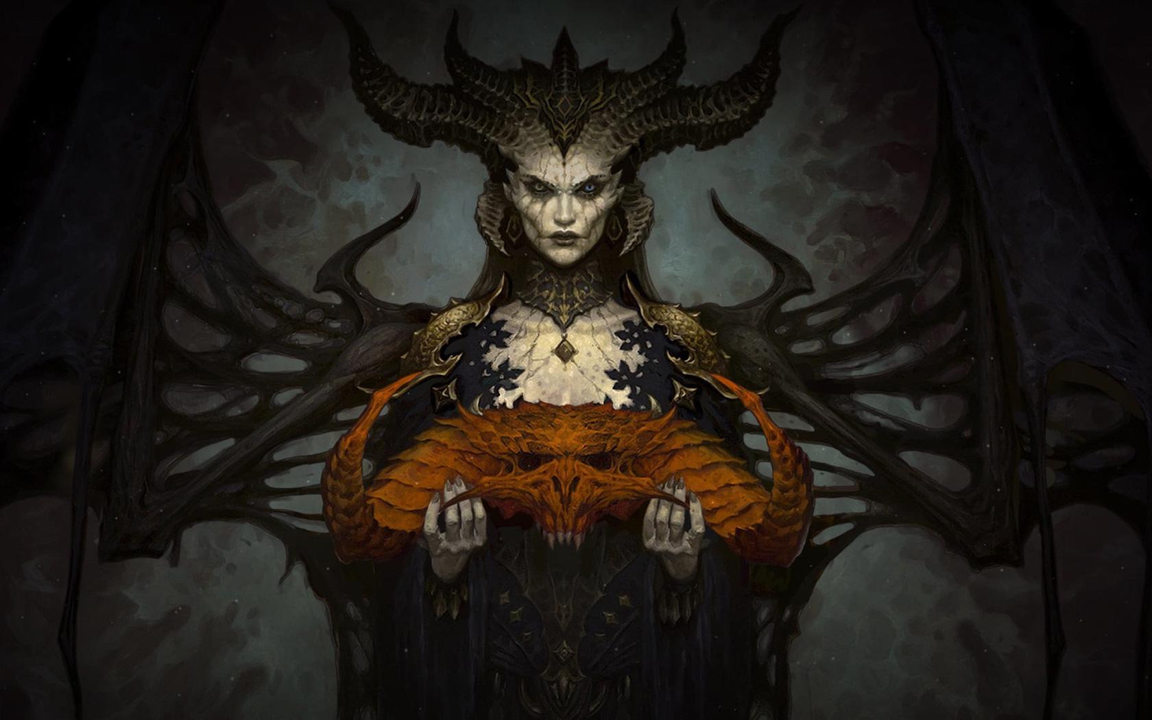 Free Diablo IV Wallpaper in 1680x1050