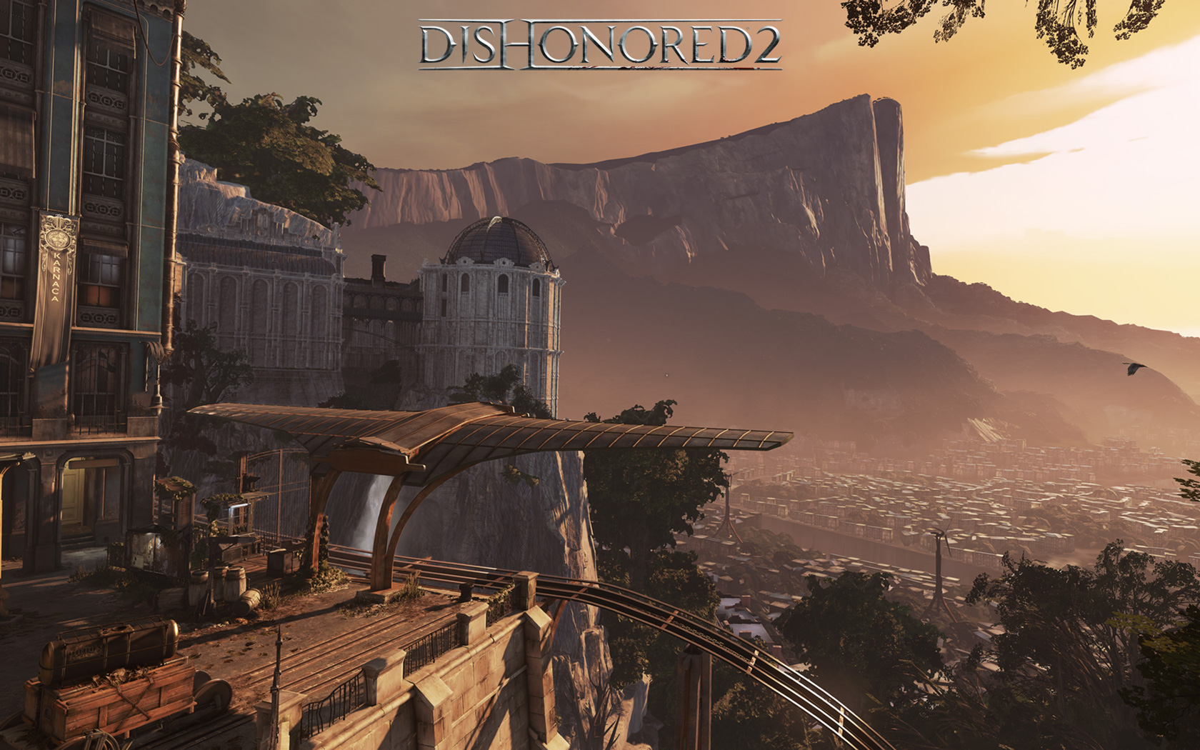 Free Dishonored 2 Wallpaper in 1680x1050