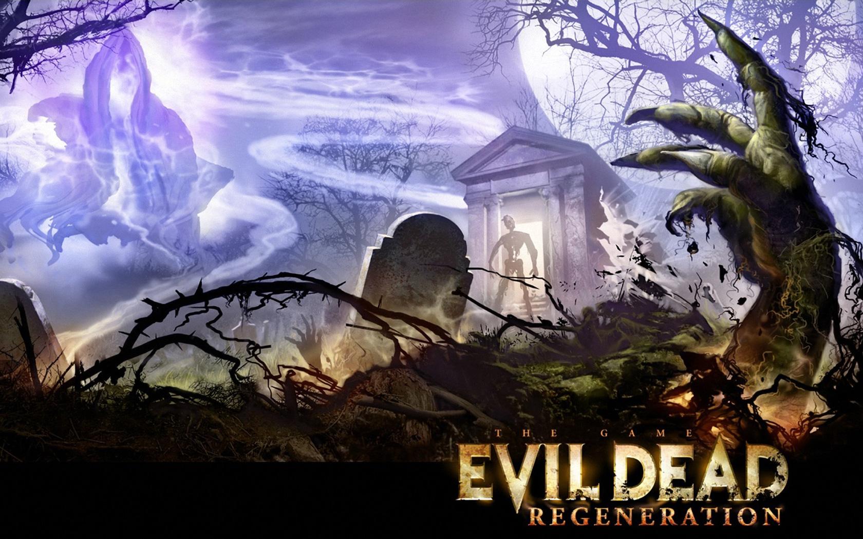 Evil Dead: Regeneration Wallpaper in 1680x1050