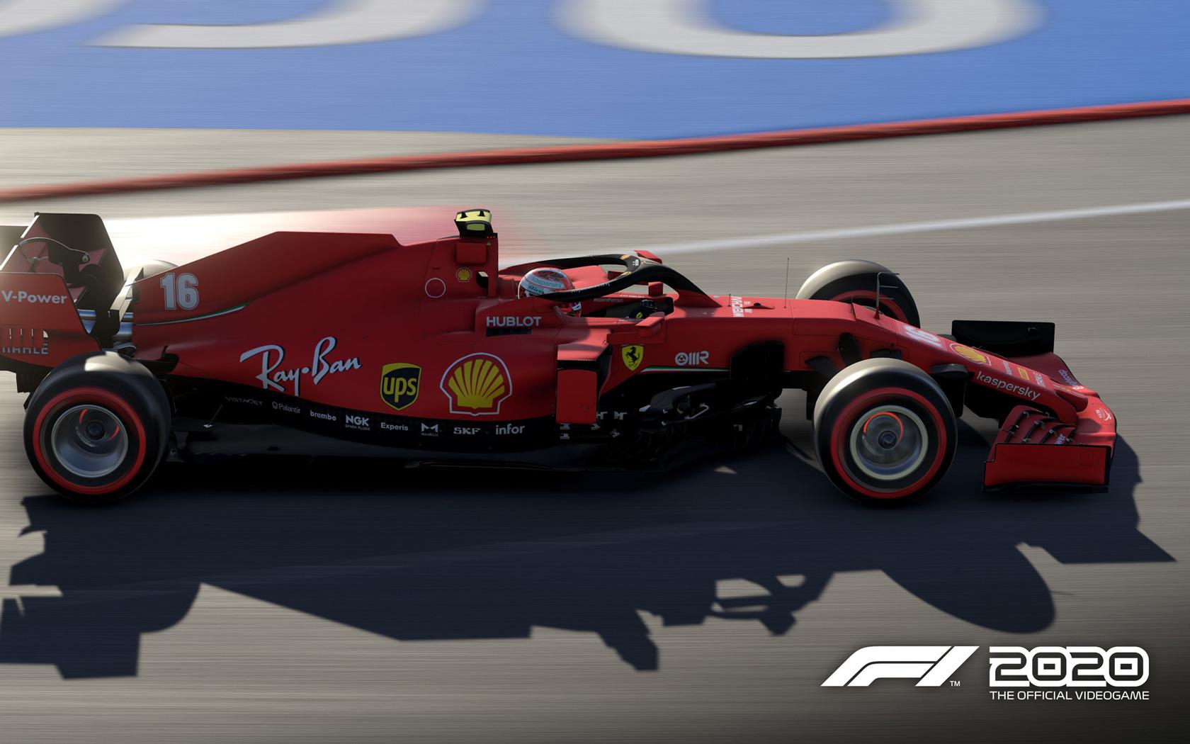 Free F1 2020 Wallpaper in 1680x1050