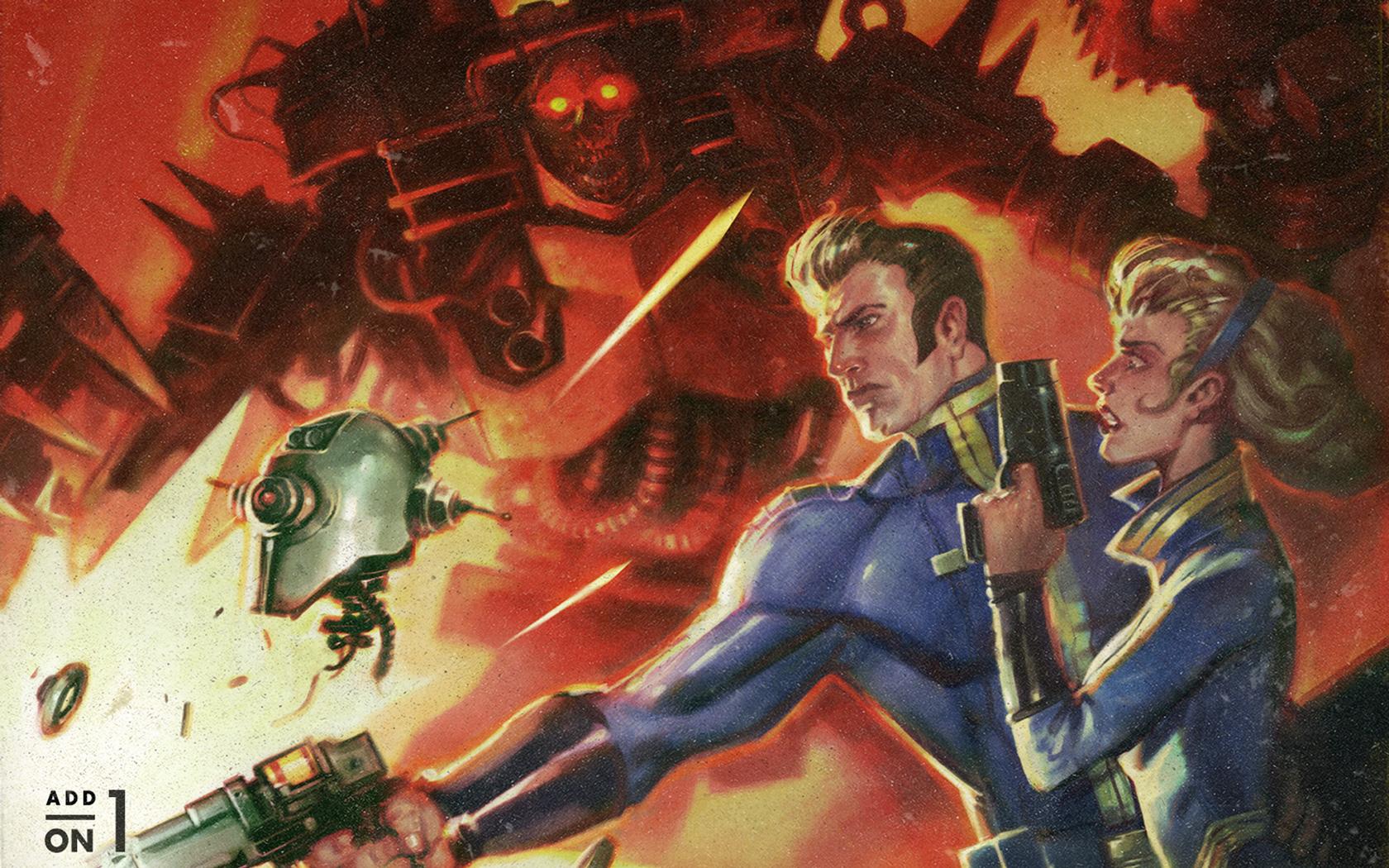 Fallout 4 Wallpaper in 1680x1050
