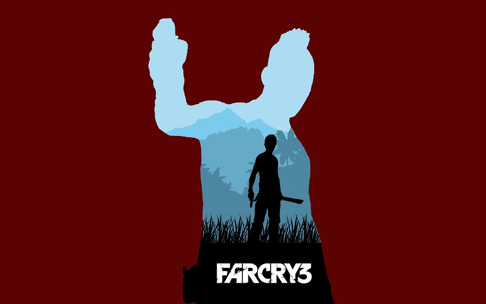 Free Far Cry 3 Wallpaper in 1680x1050