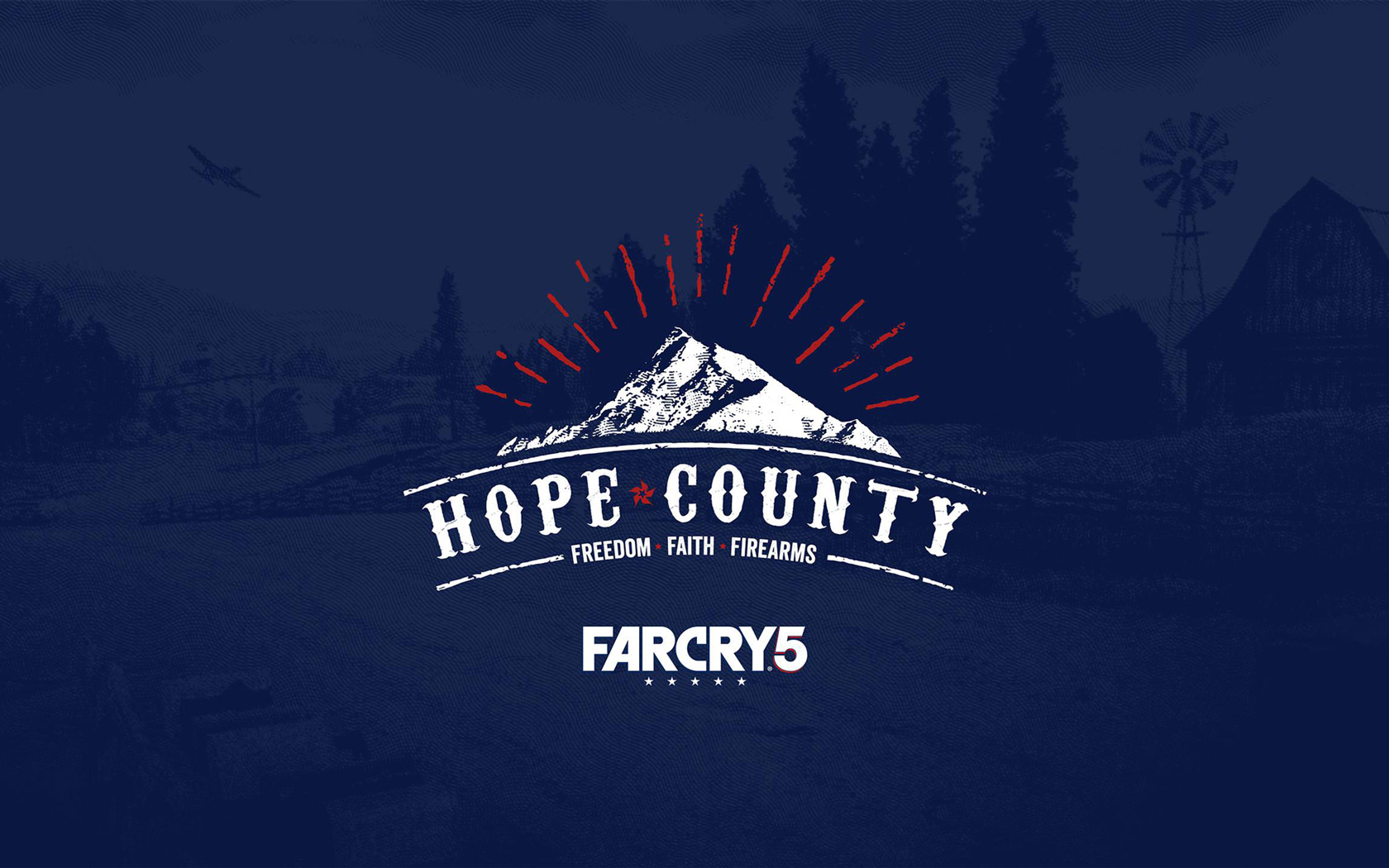 Free Far Cry 5 Wallpaper in 1680x1050