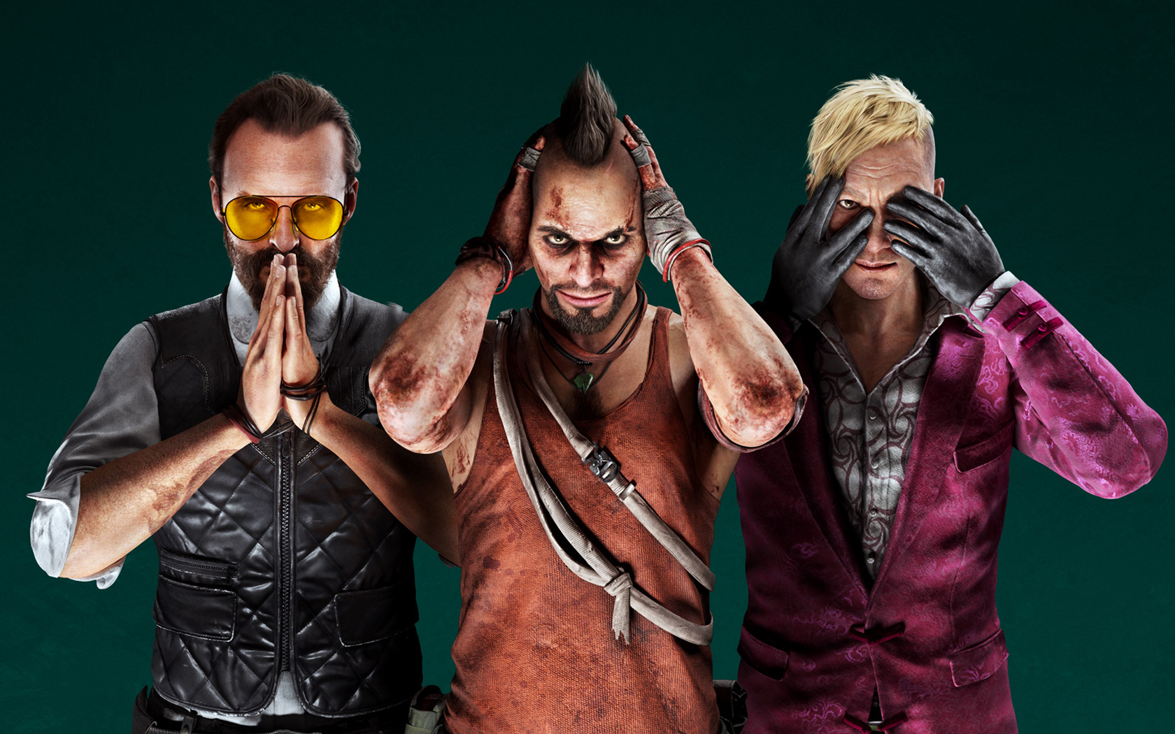 Free Far Cry 6 Wallpaper in 1680x1050