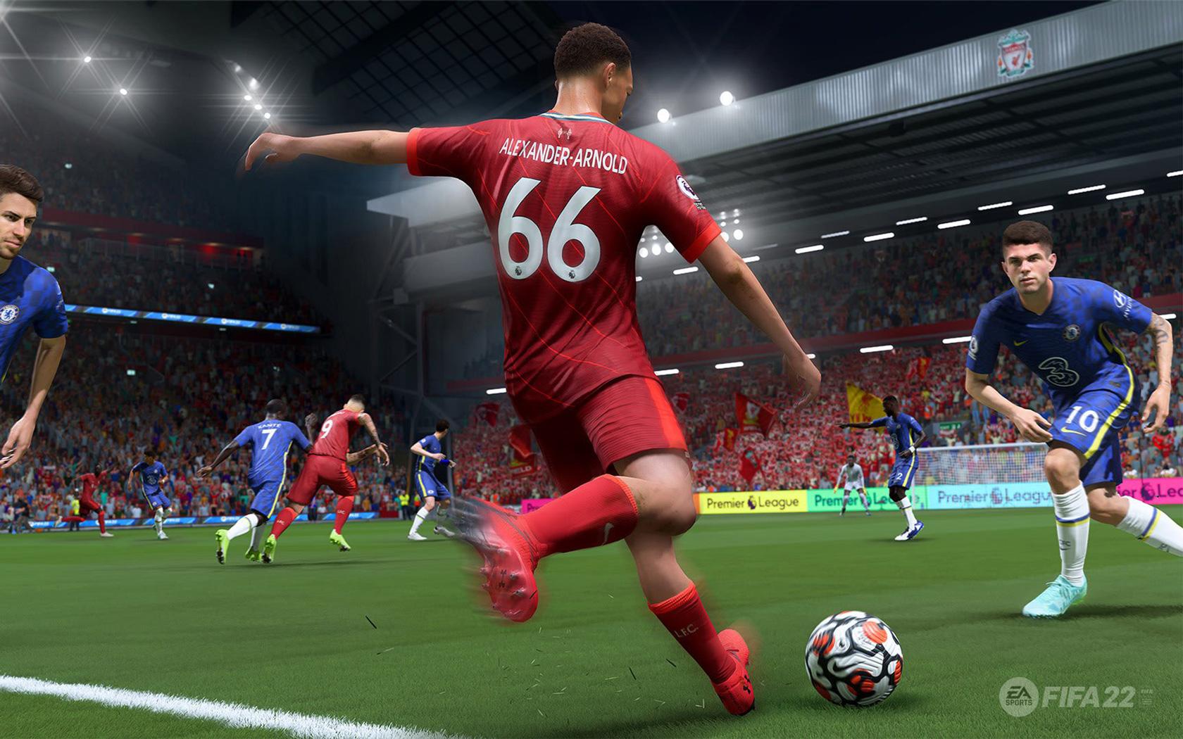 Free FIFA 22 Wallpaper in 1680x1050
