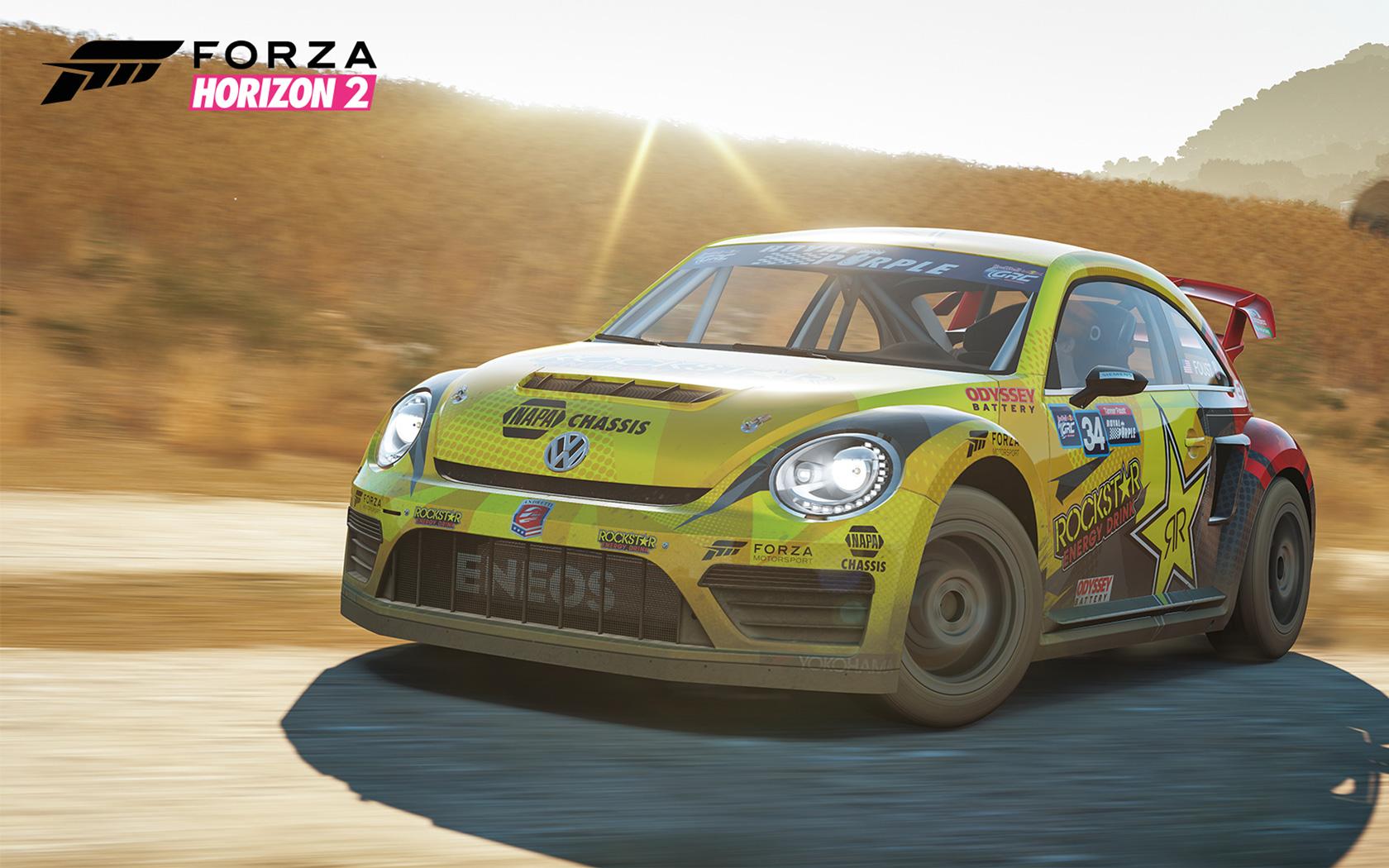 Forza Horizon 2 Wallpaper in 1680x1050