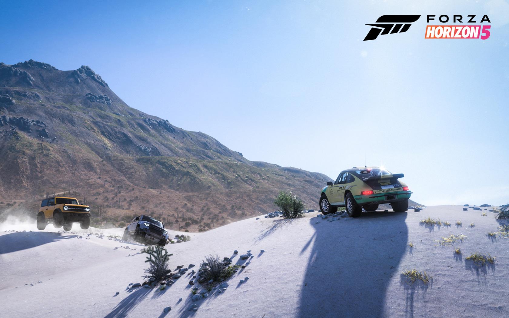 Free Forza Horizon 5 Wallpaper in 1680x1050