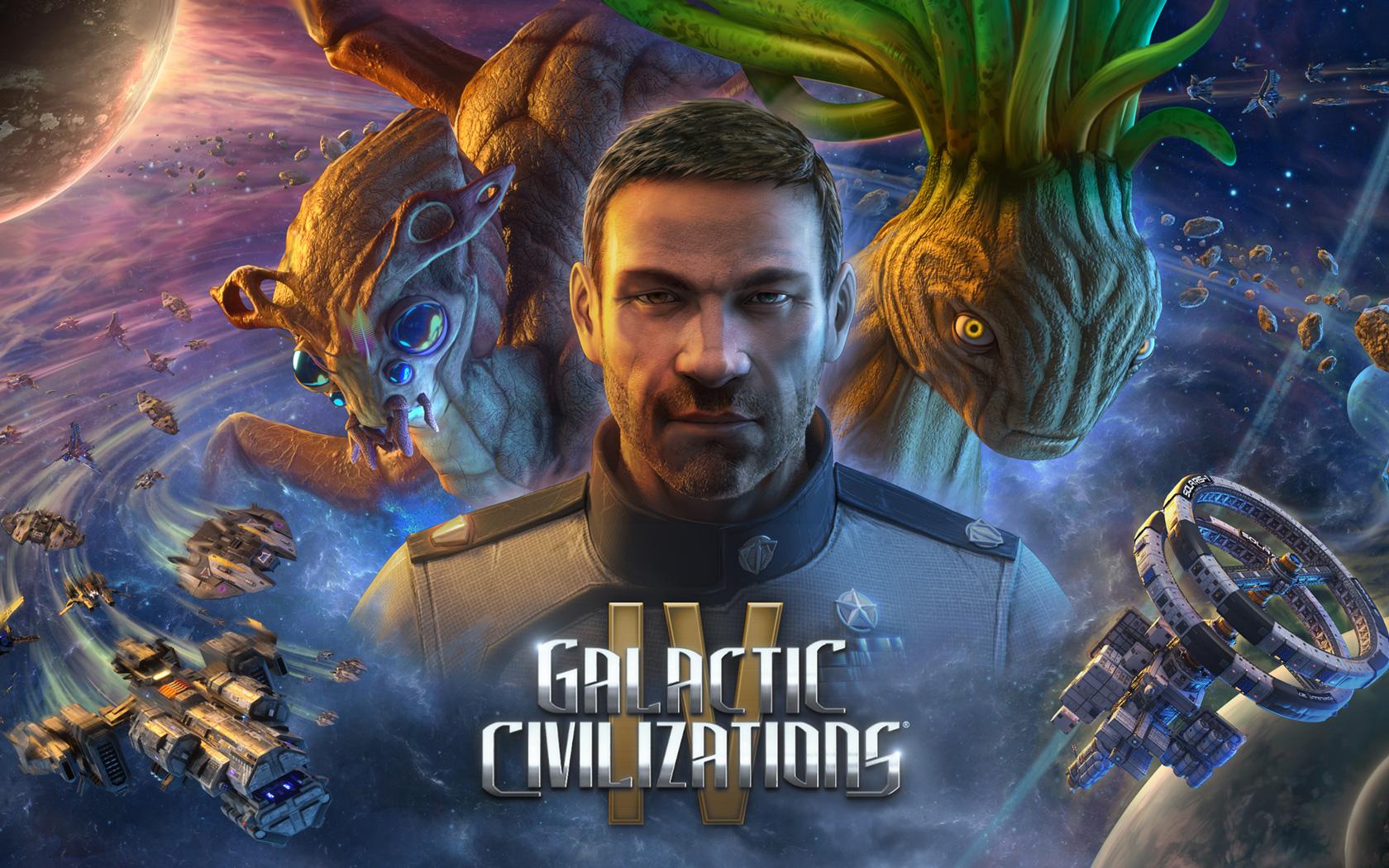 Free Galactic Civilizations IV Wallpaper in 1680x1050