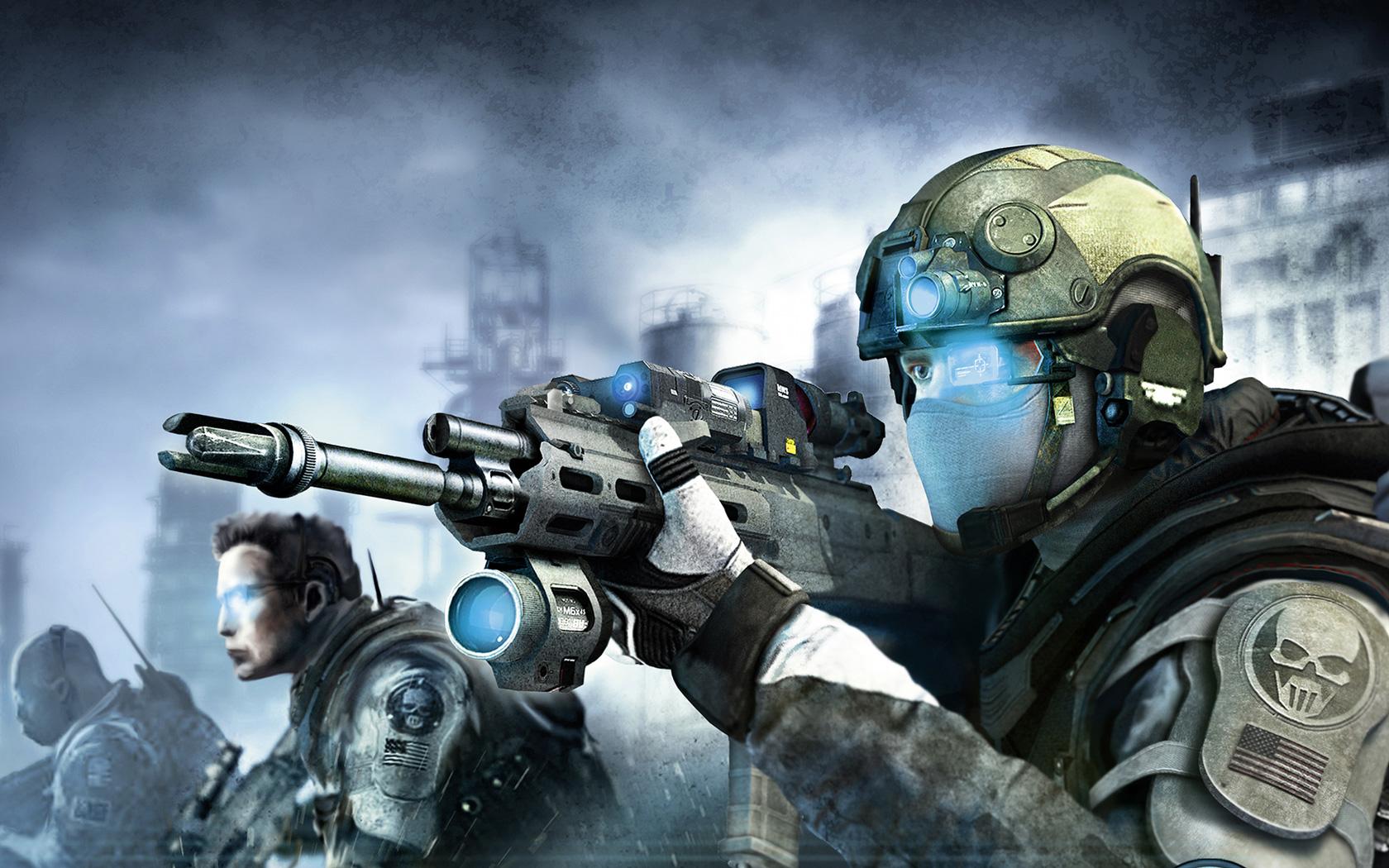Ghost Recon: Future Soldier Wallpaper in 1680x1050