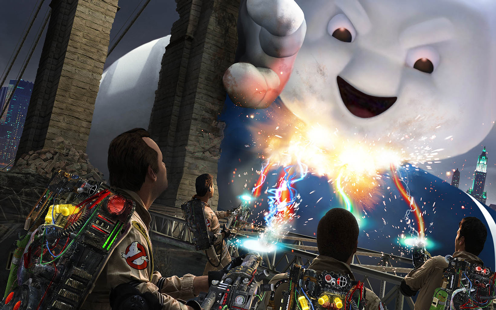 Free Ghostbusters: The Video Game Wallpaper in 1680x1050