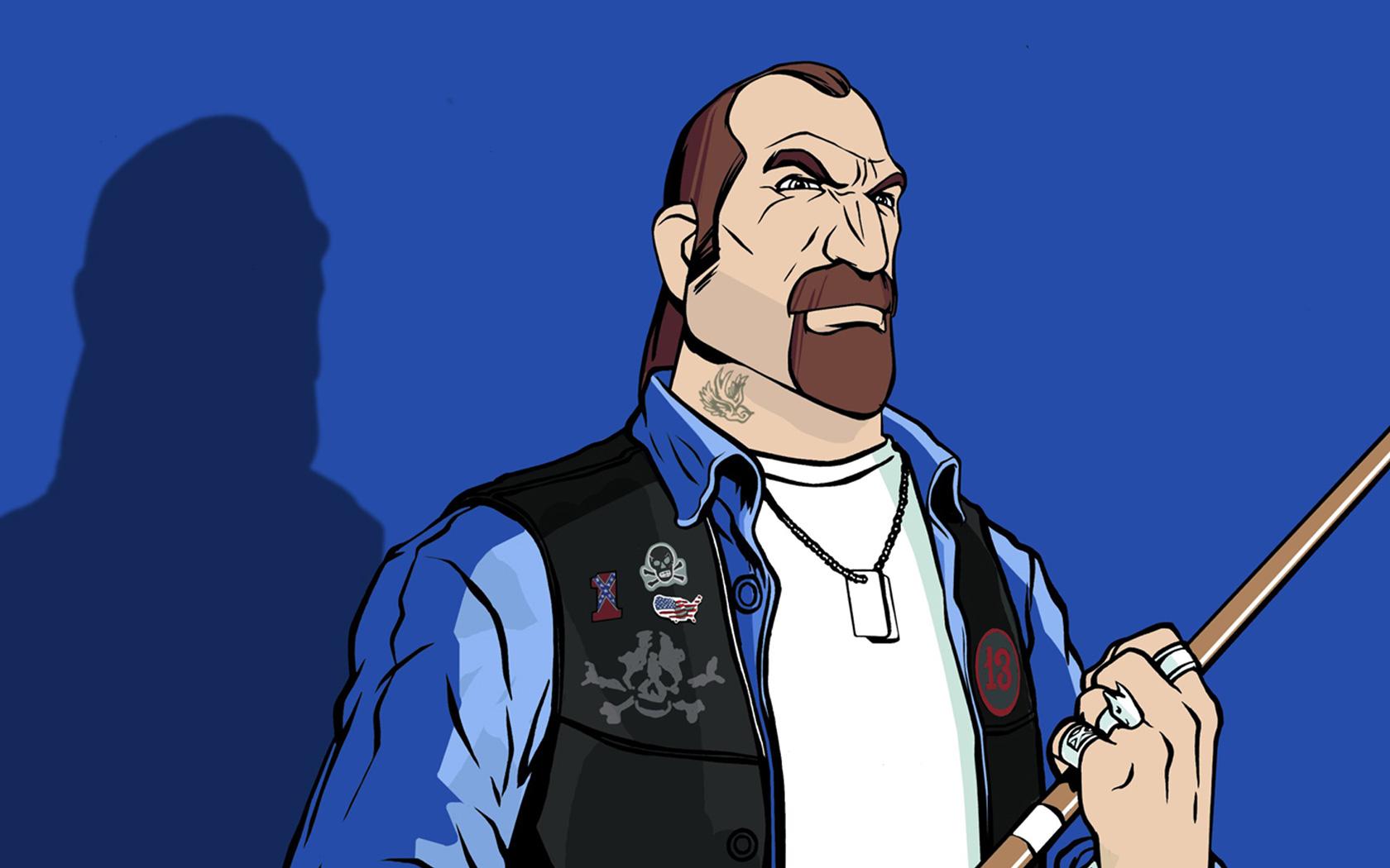 Free Grand Theft Auto: Vice City Wallpaper in 1680x1050