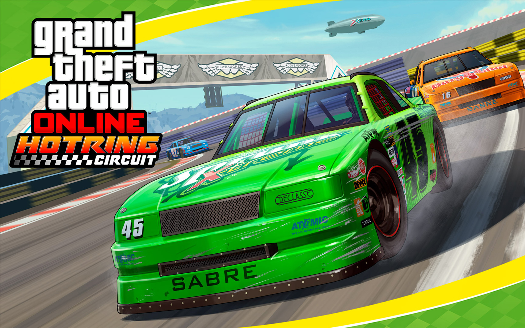 Free Grand Theft Auto V Wallpaper in 1680x1050