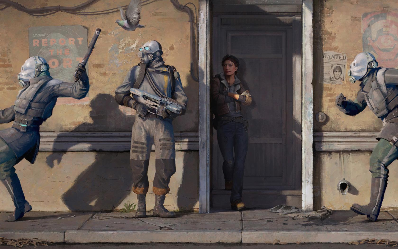 Free Half-Life: Alyx Wallpaper in 1680x1050