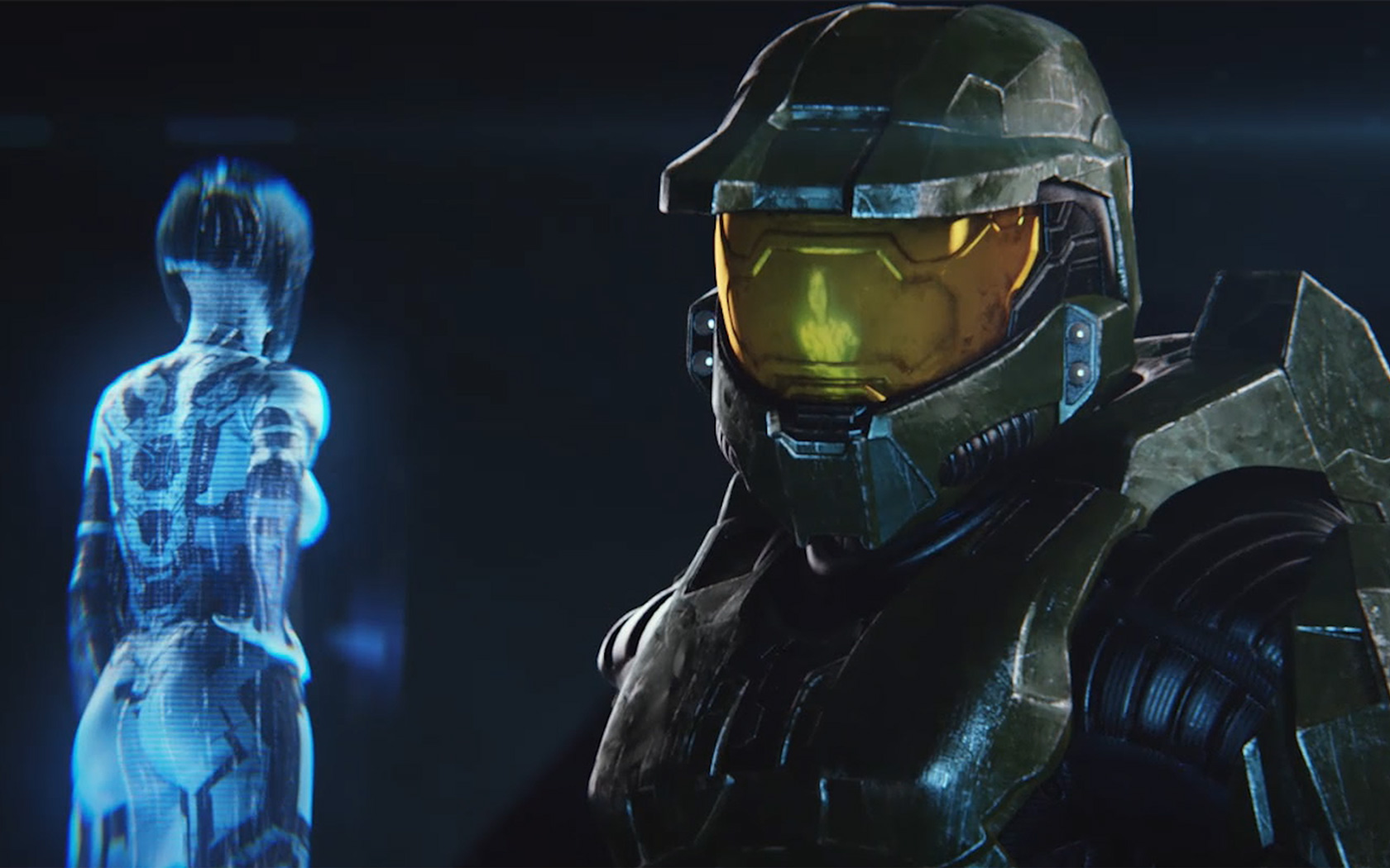 Halo 2 Wallpaper in 1680x1050