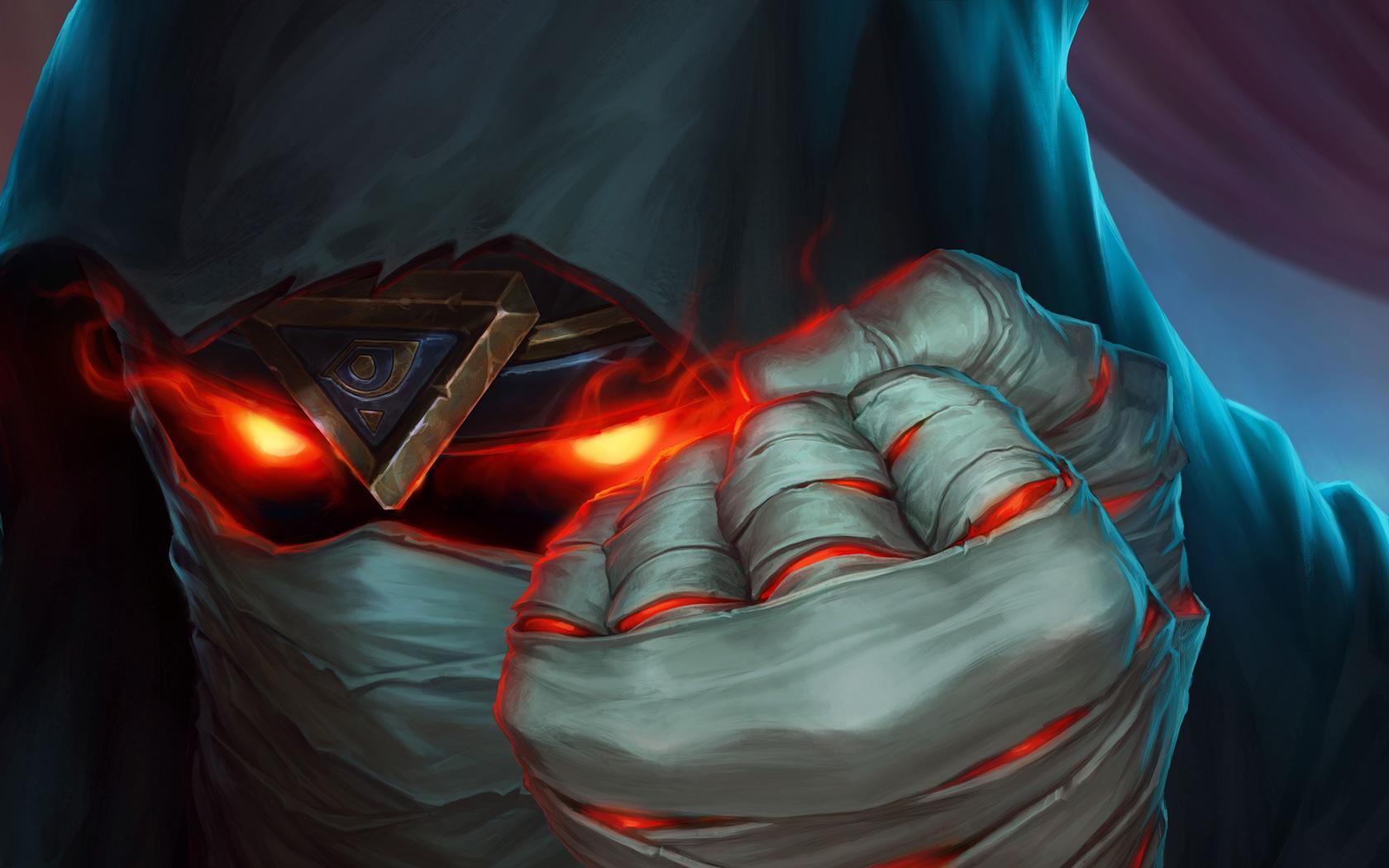Free Hearthstone: Heroes of Warcraft Wallpaper in 1680x1050