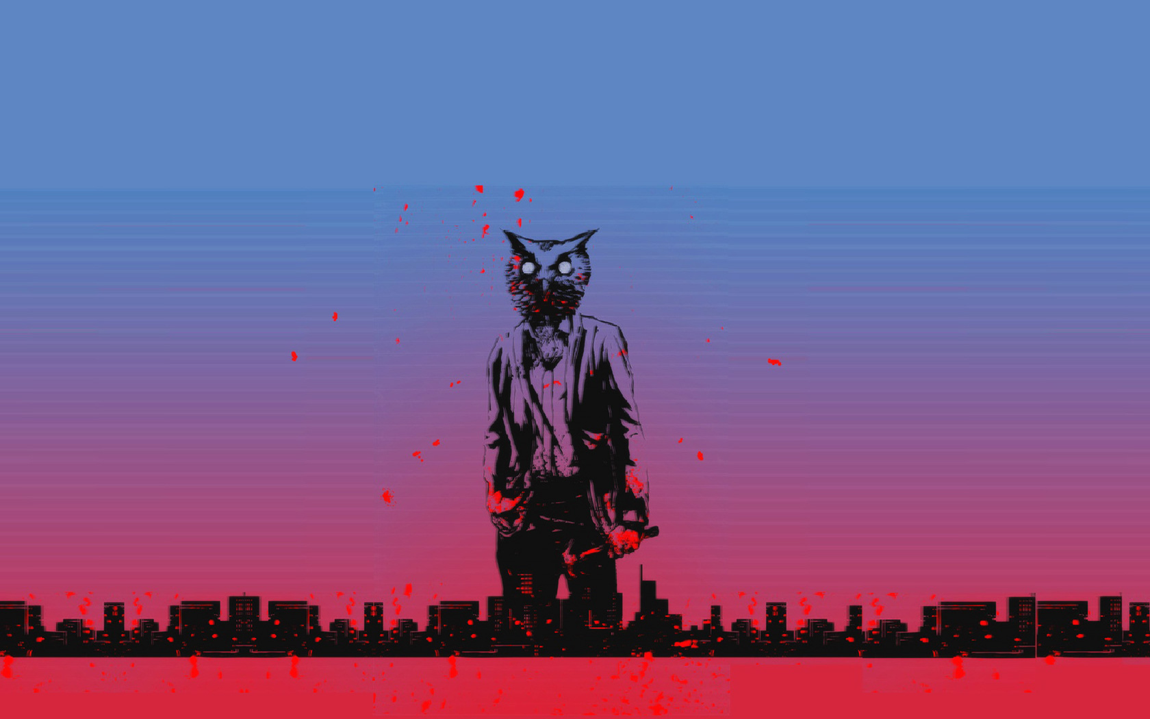 Free Hotline Miami Wallpaper in 1680x1050