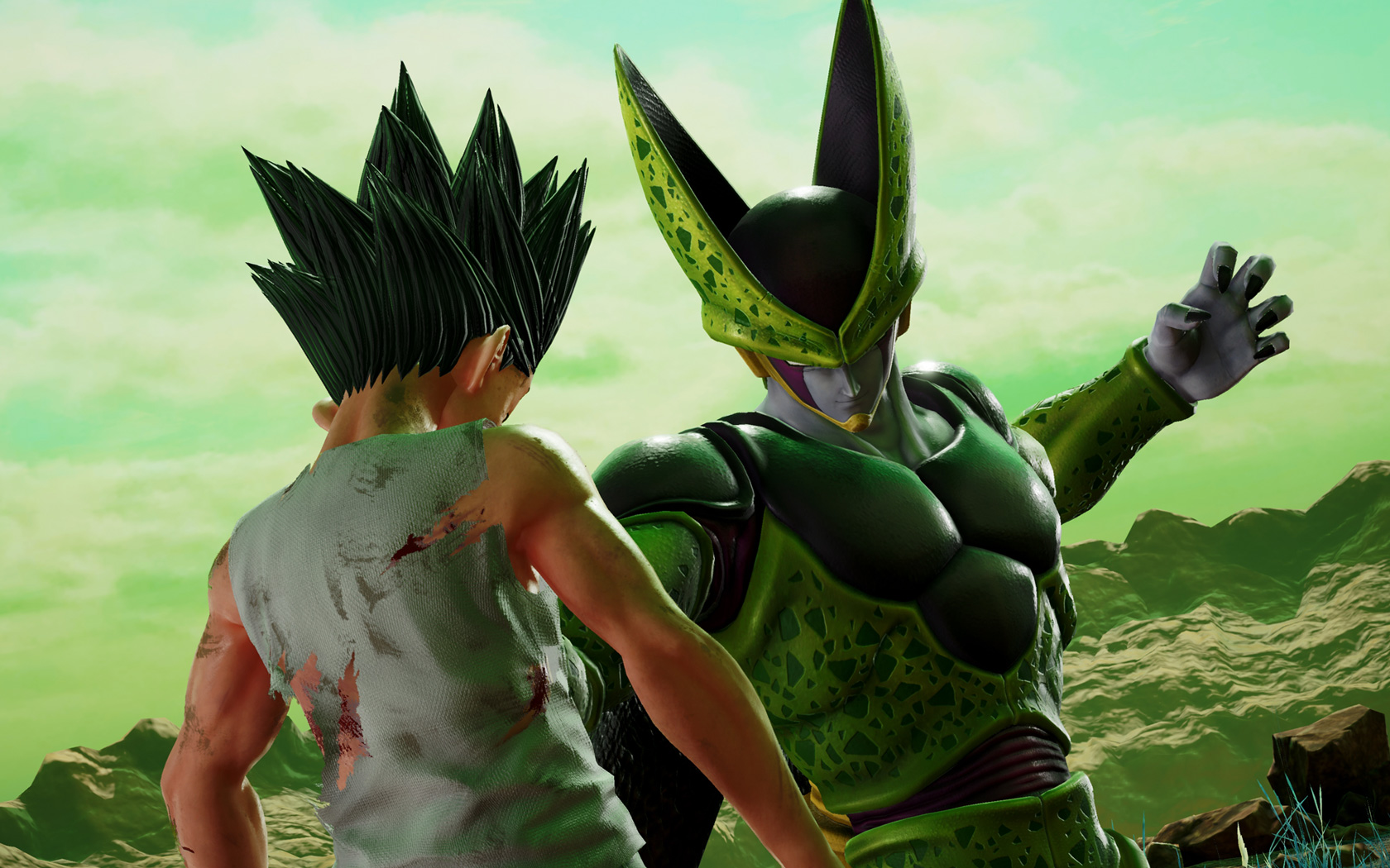 Free Jump Force Wallpaper in 1680x1050