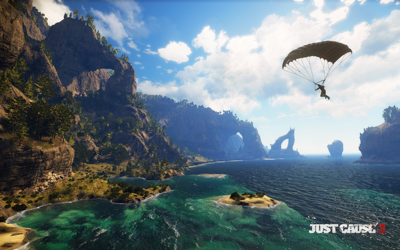 Just Cause 3 Wallpaper in 1680x1050