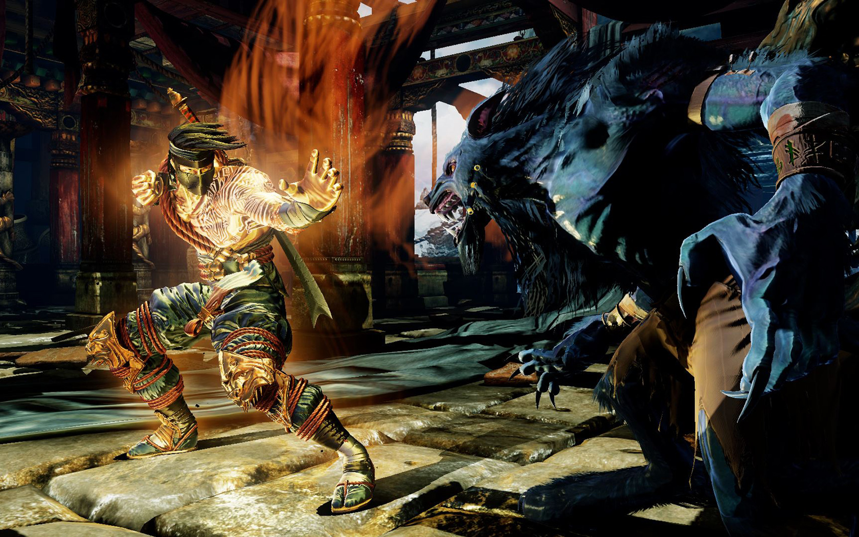 Free Killer Instinct Wallpaper in 1680x1050