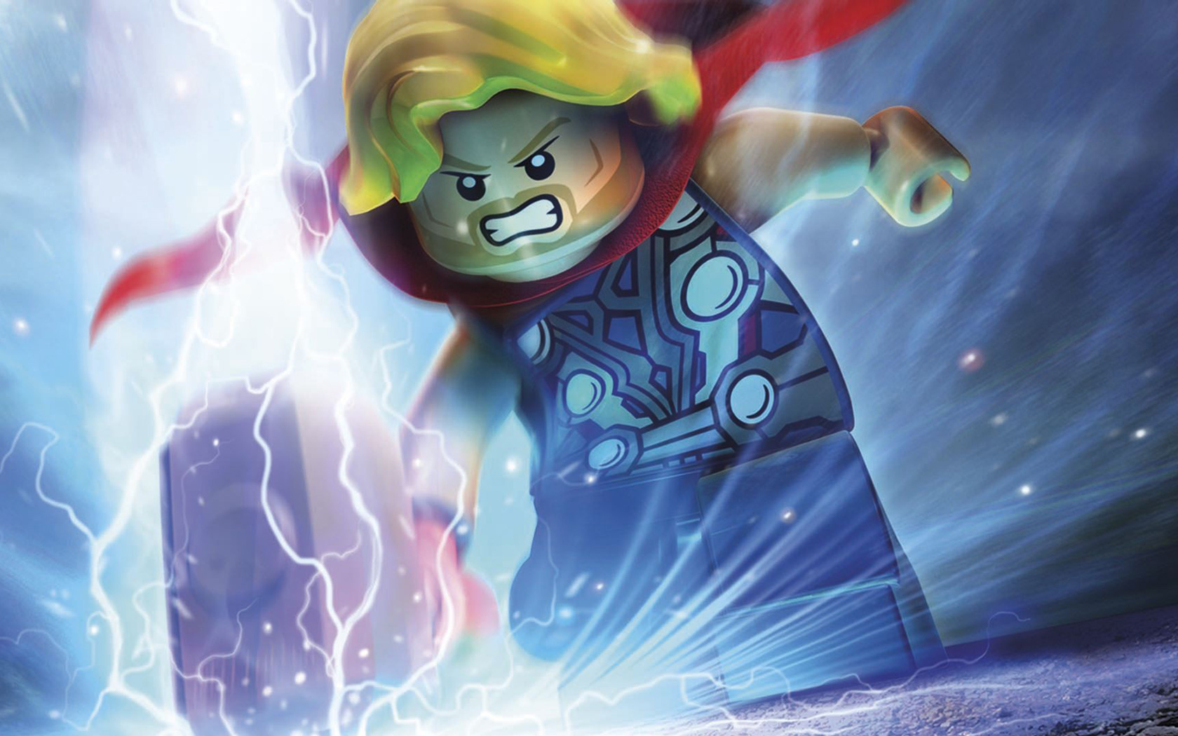 Free Lego Marvel Super Heroes Wallpaper in 1680x1050