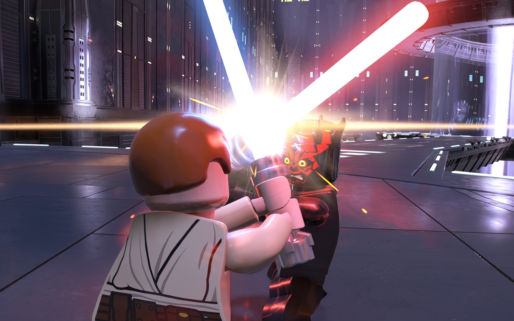Free Lego Star Wars: The Skywalker Saga Wallpaper in 1680x1050