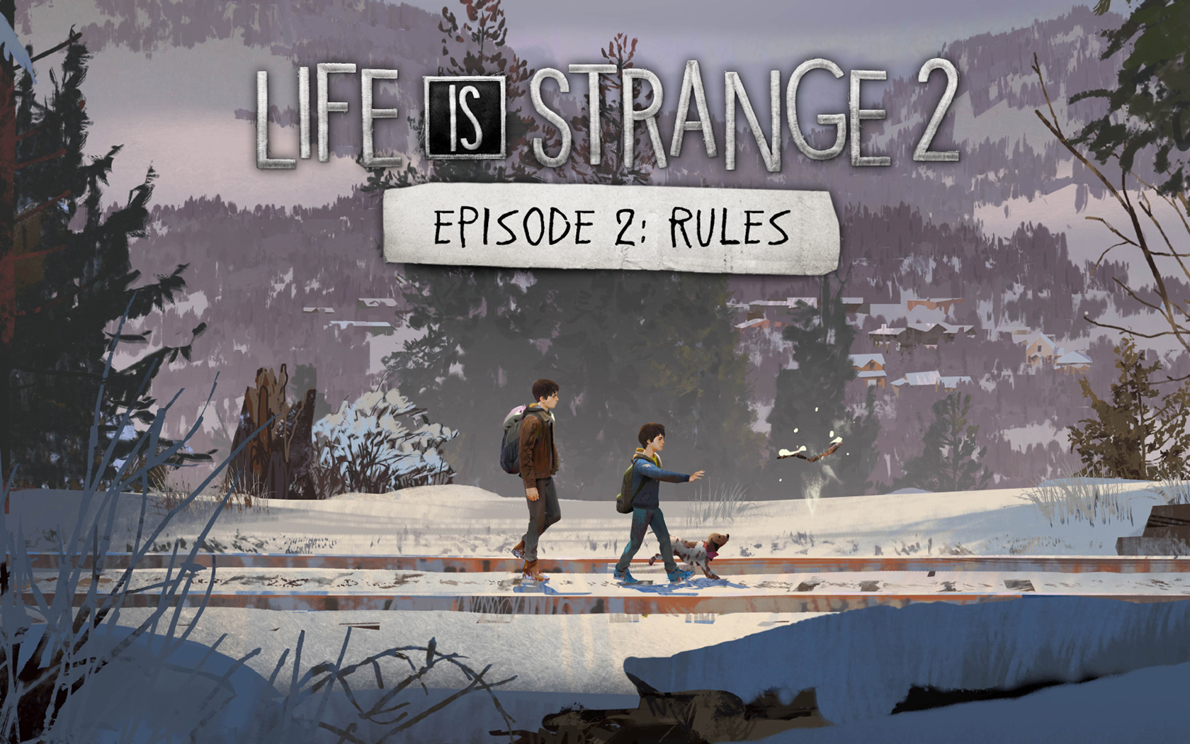Free Life is Strange 2 Wallpaper in 1680x1050